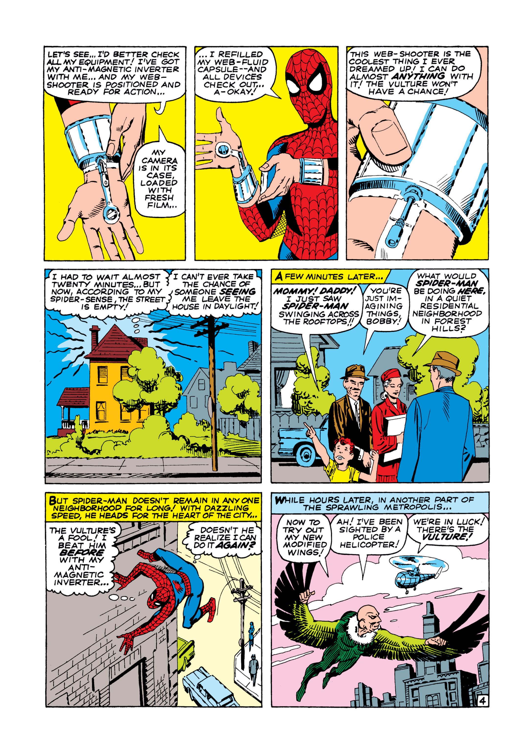 The Amazing Spider-Man (1963) 7 Page 4