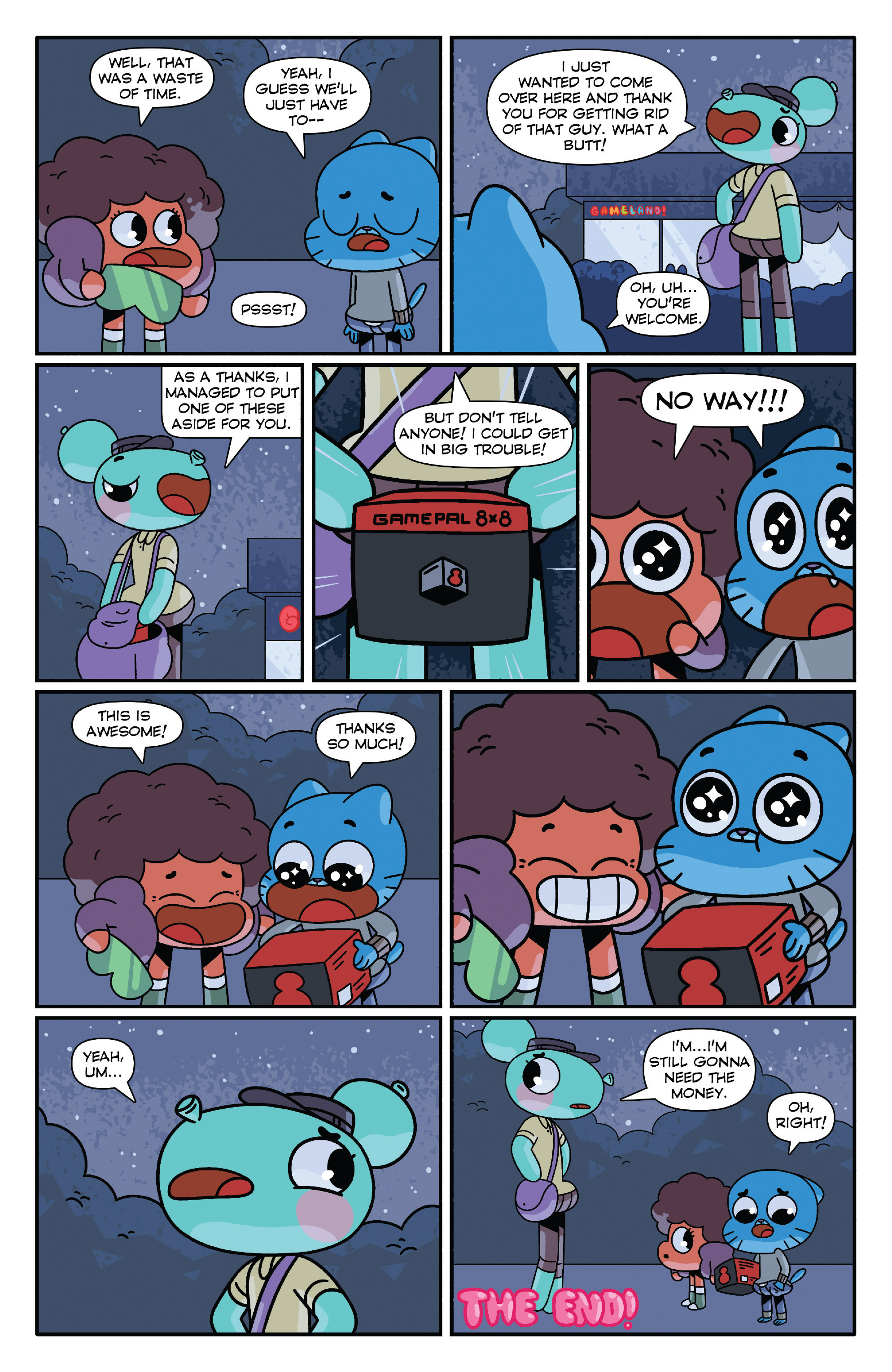 The Amazing World of Gumball _Special_1 Page 29