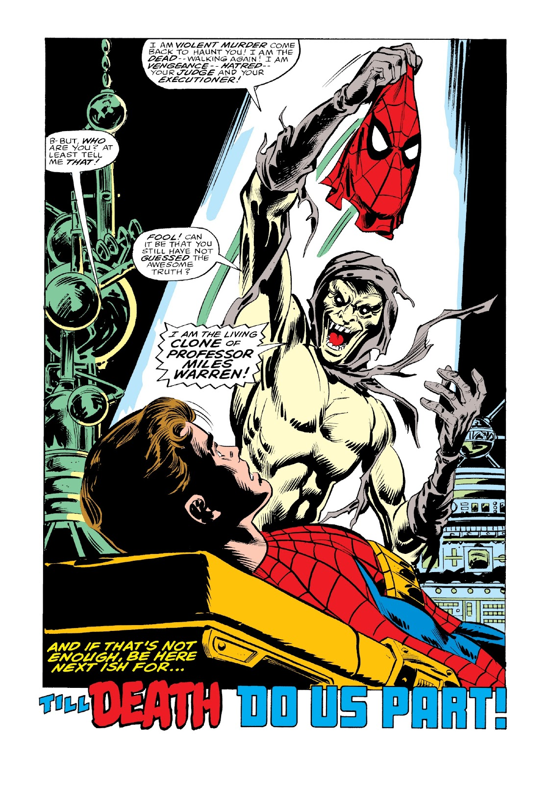 Read online Marvel Masterworks: The Spectacular Spider-Man comic -  Issue # TPB 2 (Part 3) - 79