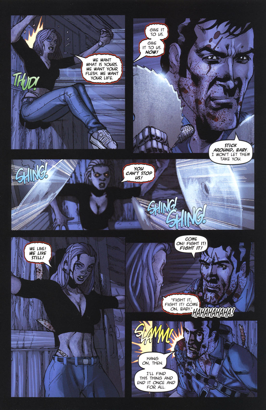 Army of Darkness (2006) Issue #6 #2 - English 19