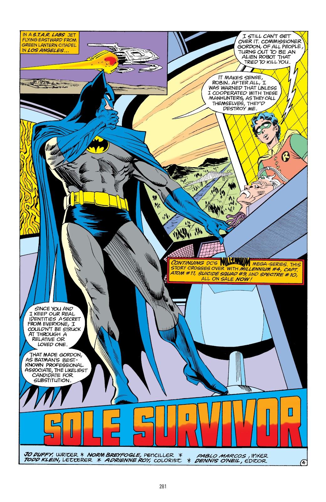 Read online Detective Comics (1937) comic -  Issue # _TPB Batman - The Dark Knight Detective 1 (Part 3) - 81
