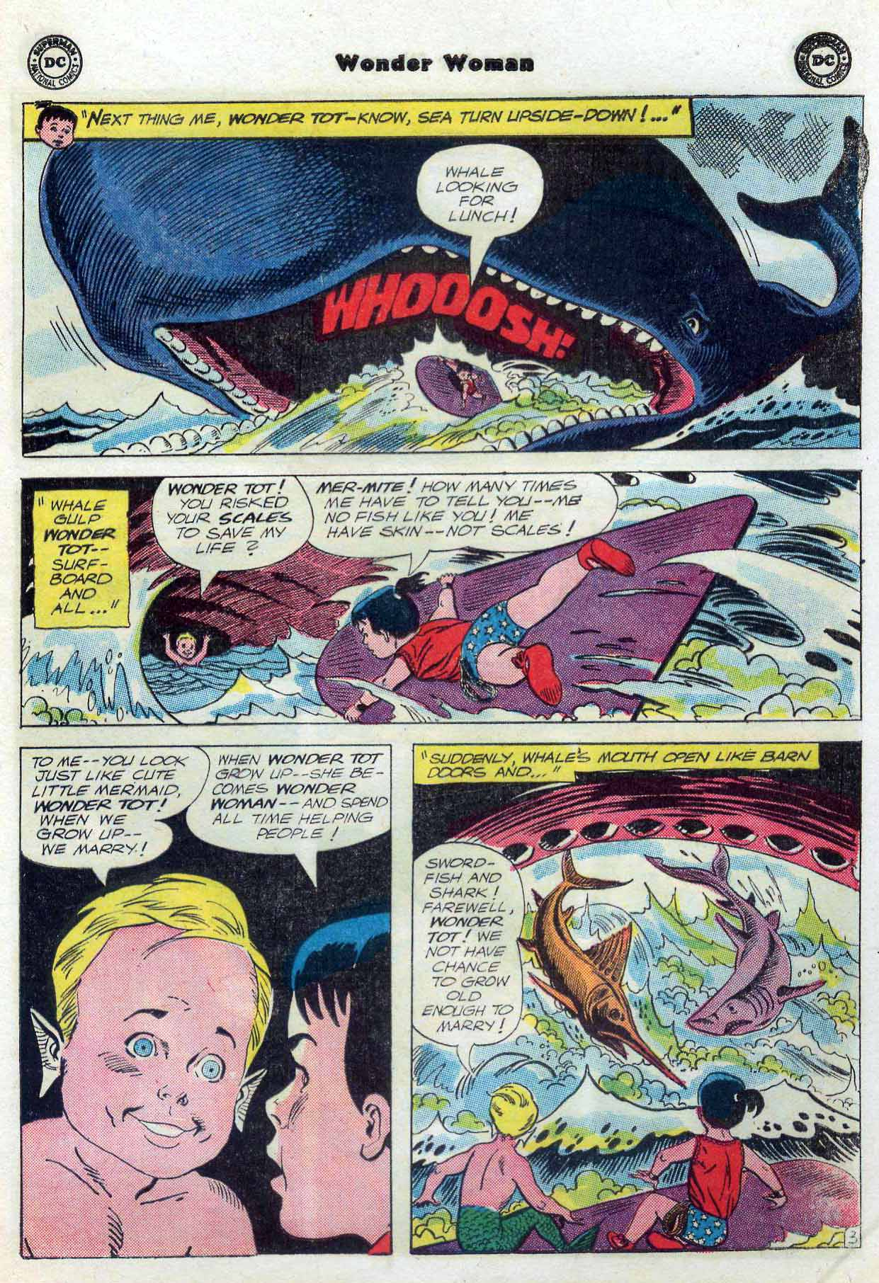 Read online Wonder Woman (1942) comic -  Issue #145 - 5
