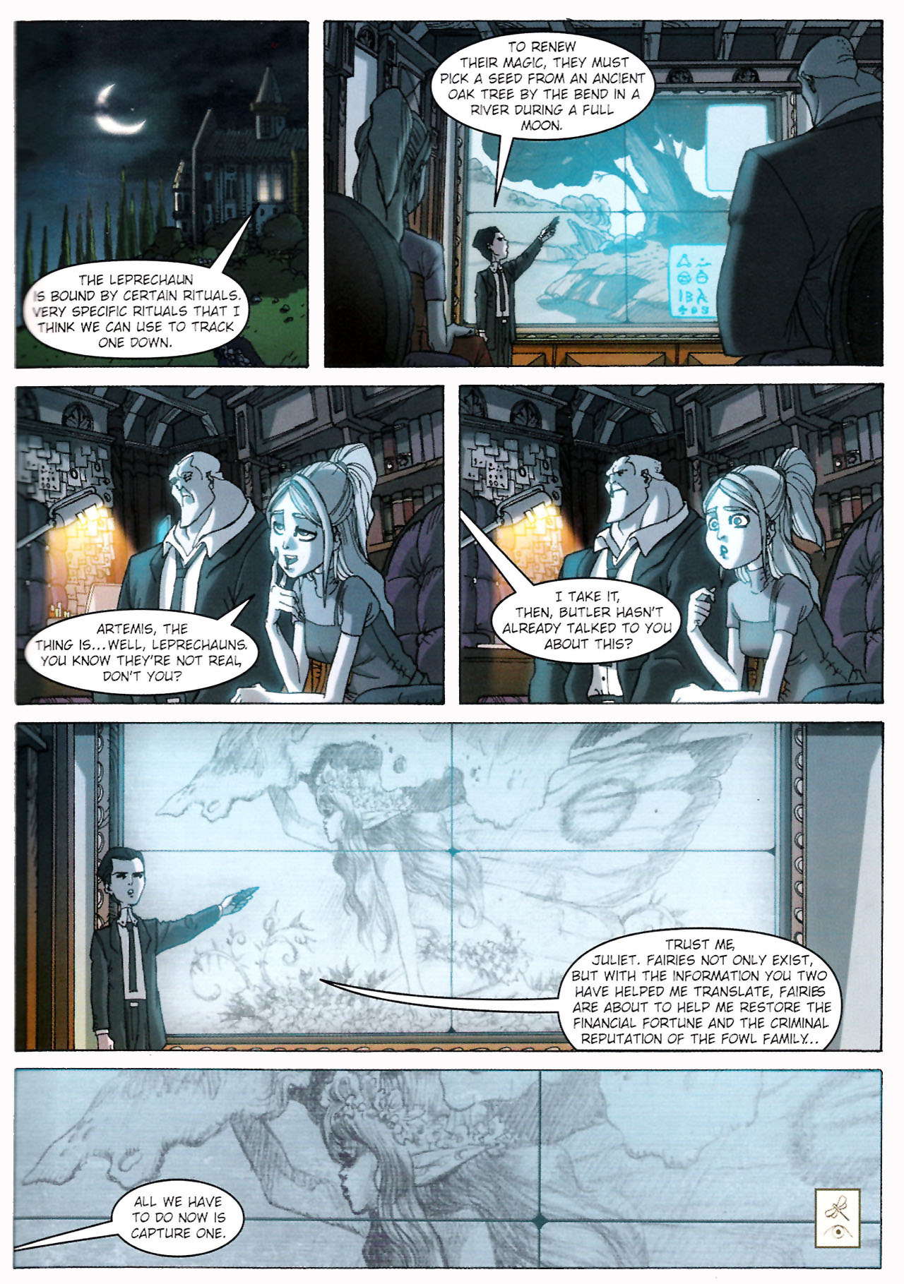 Read online Artemis Fowl: The Graphic Novel comic -  Issue #Artemis Fowl: The Graphic Novel Full - 18