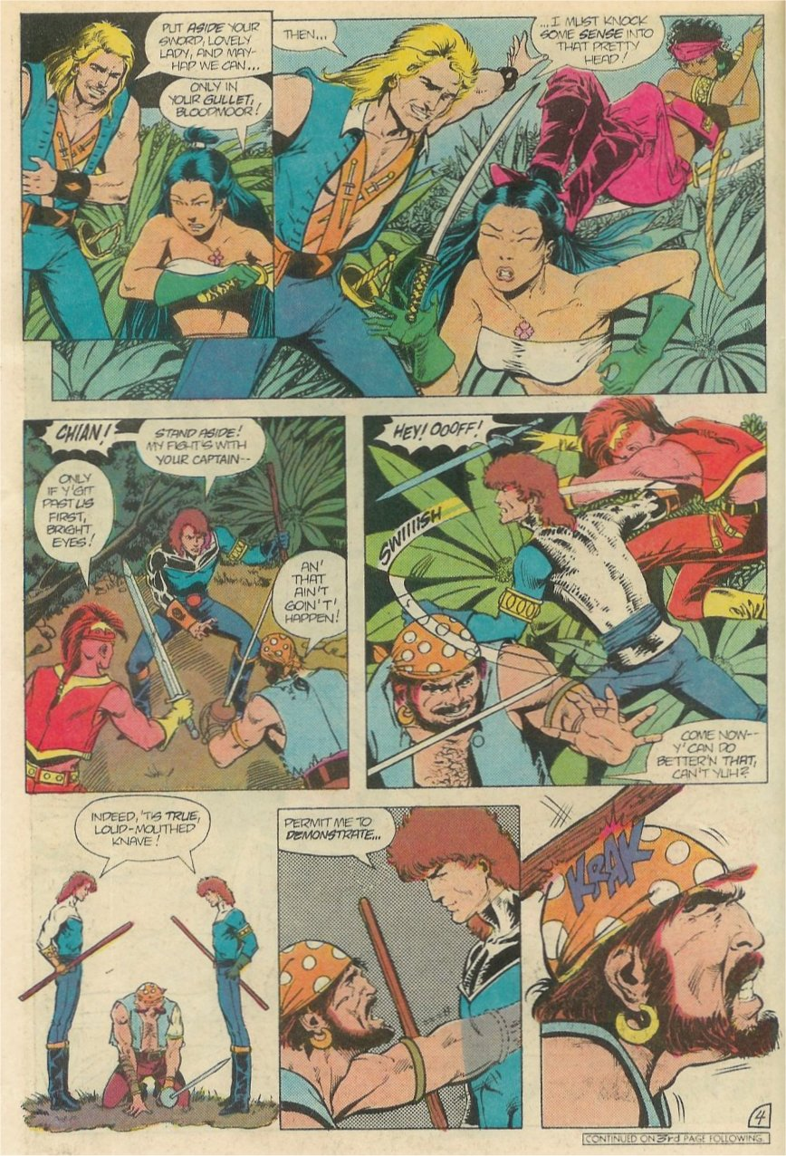 Read online Arion, Lord of Atlantis comic -  Issue #20 - 5