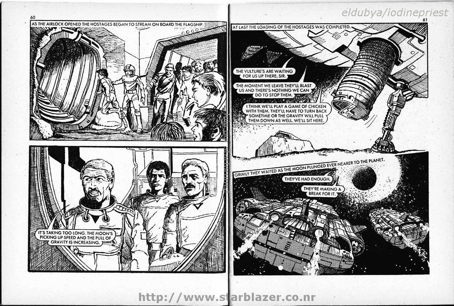 Starblazer issue 70 - Page 32