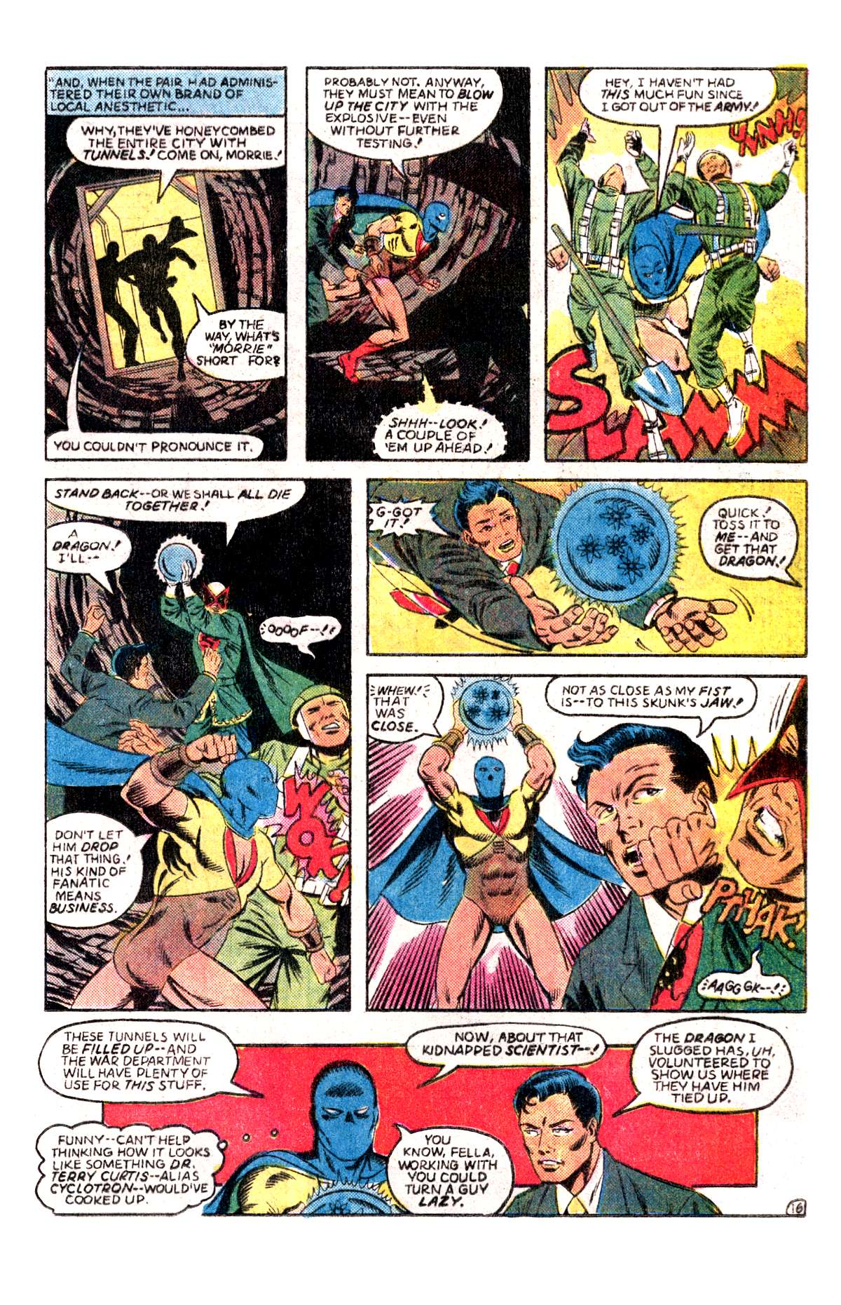 Read online All-Star Squadron comic -  Issue #30 - 17