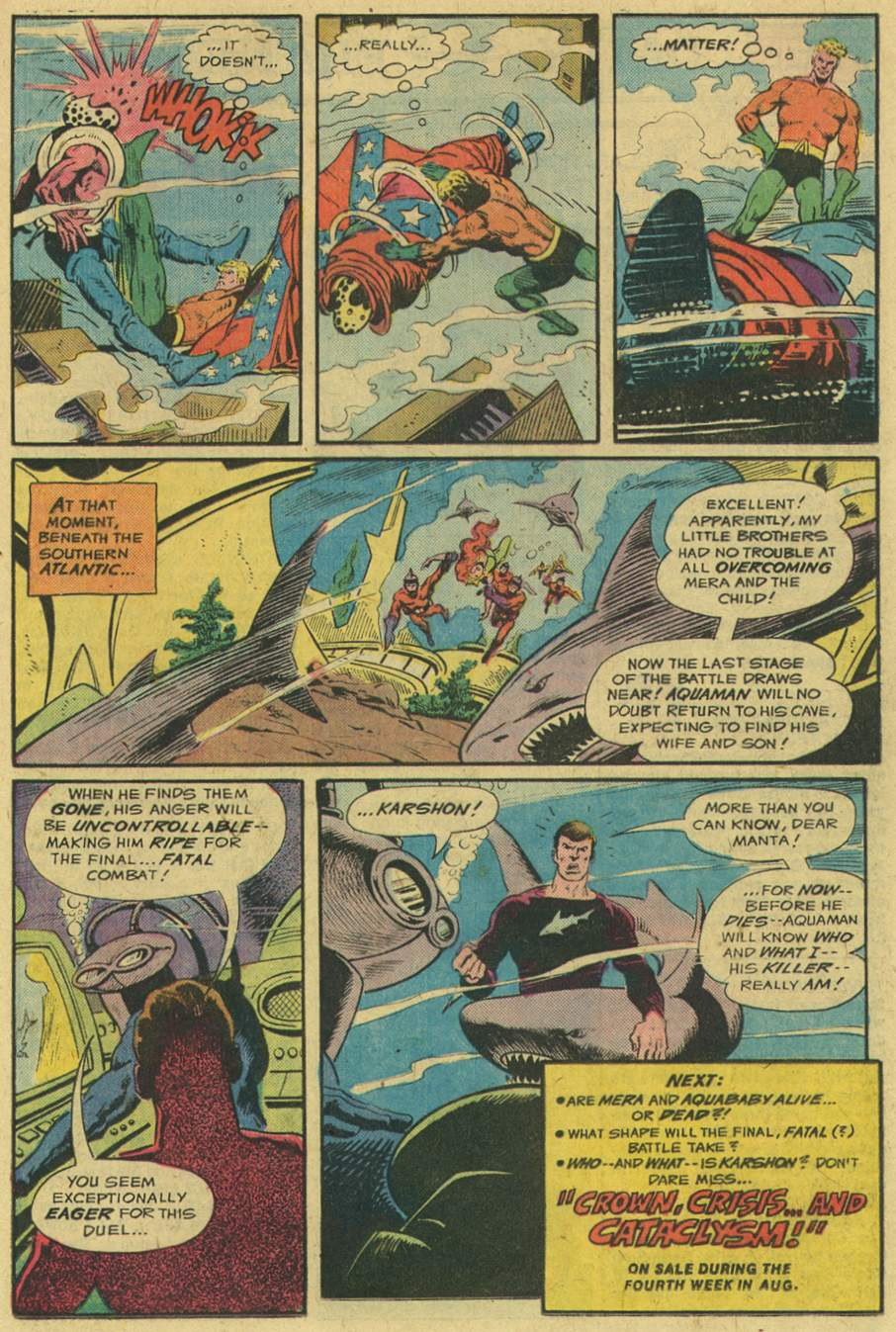 Read online Adventure Comics (1938) comic -  Issue #447 - 21