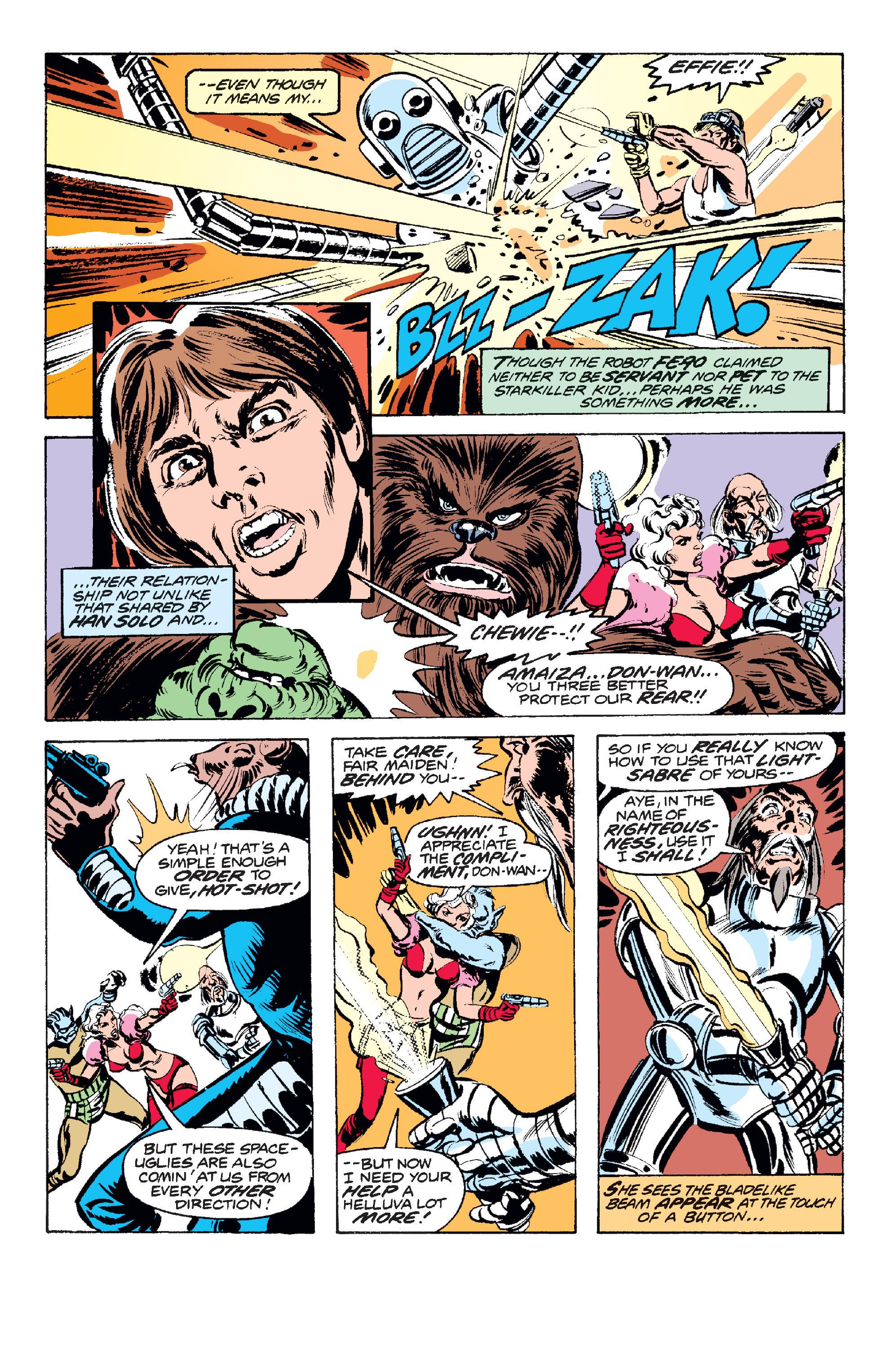 Read online Star Wars Omnibus comic -  Issue # Vol. 13 - 166