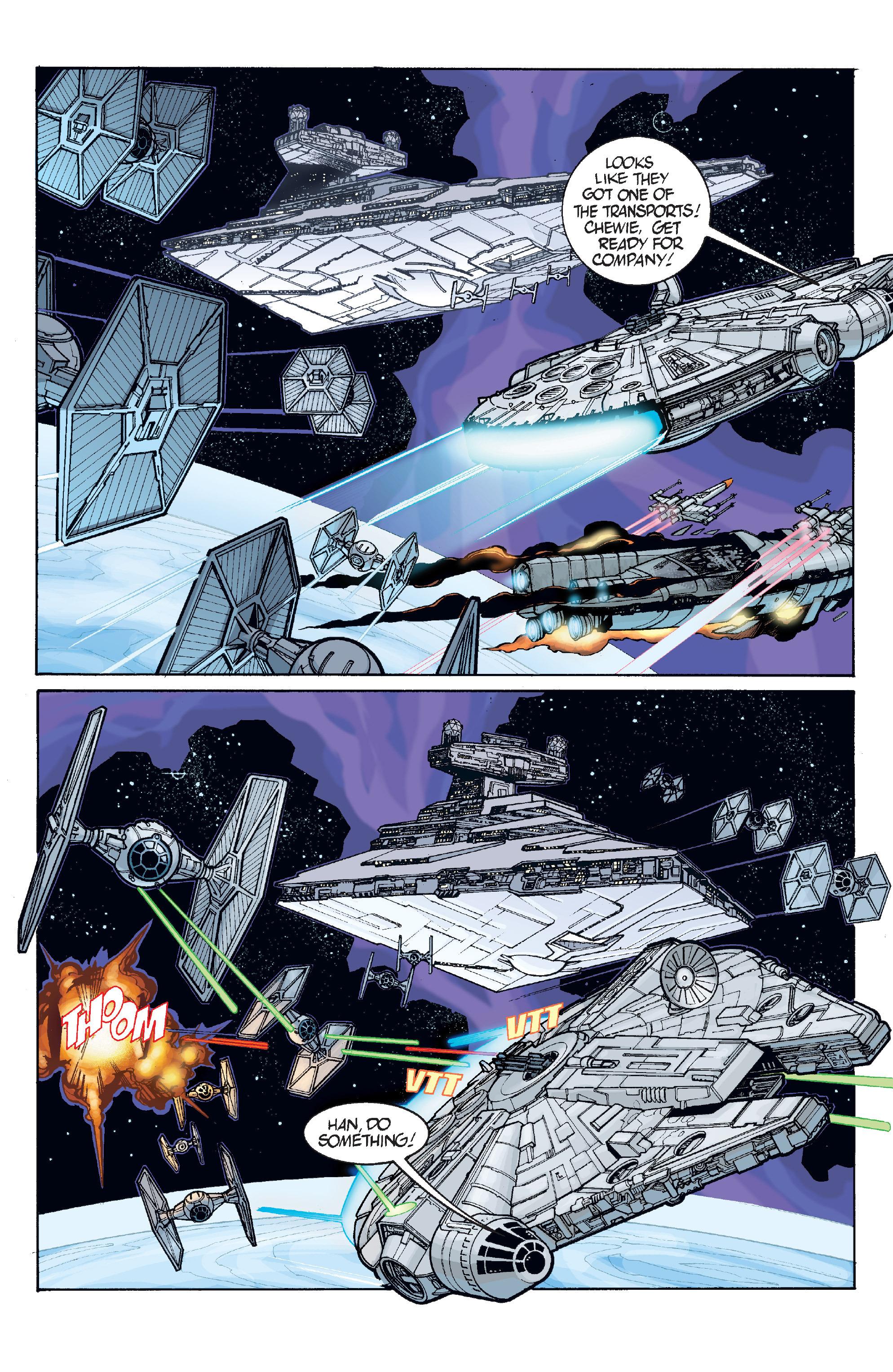 Read online Star Wars Omnibus comic -  Issue # Vol. 27 - 110