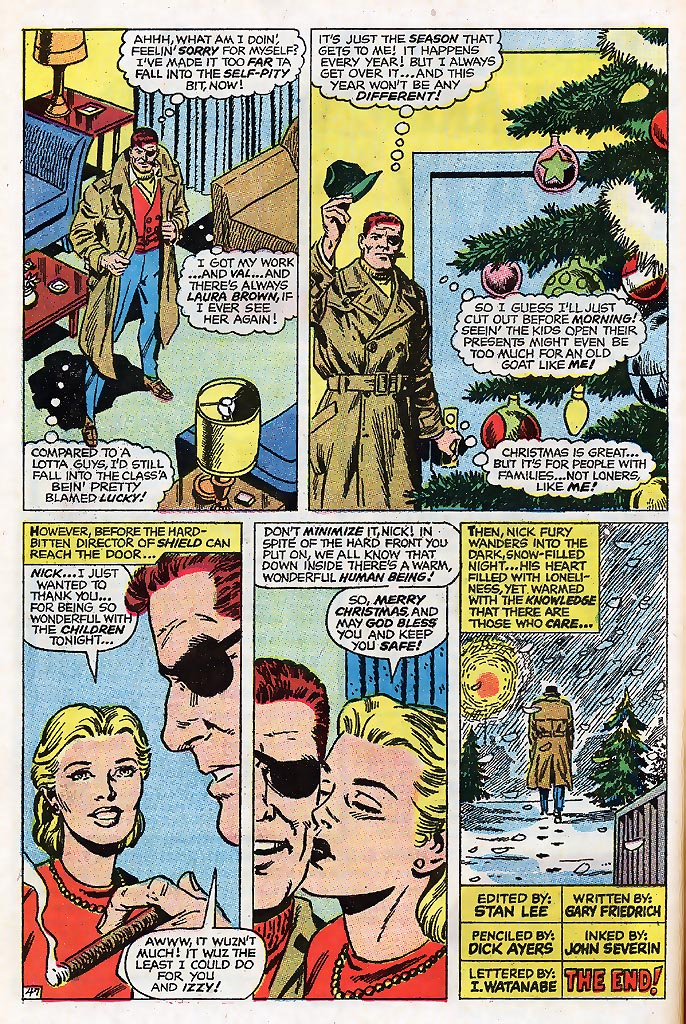 Read online Sgt. Fury comic -  Issue # _Special 4 - 60