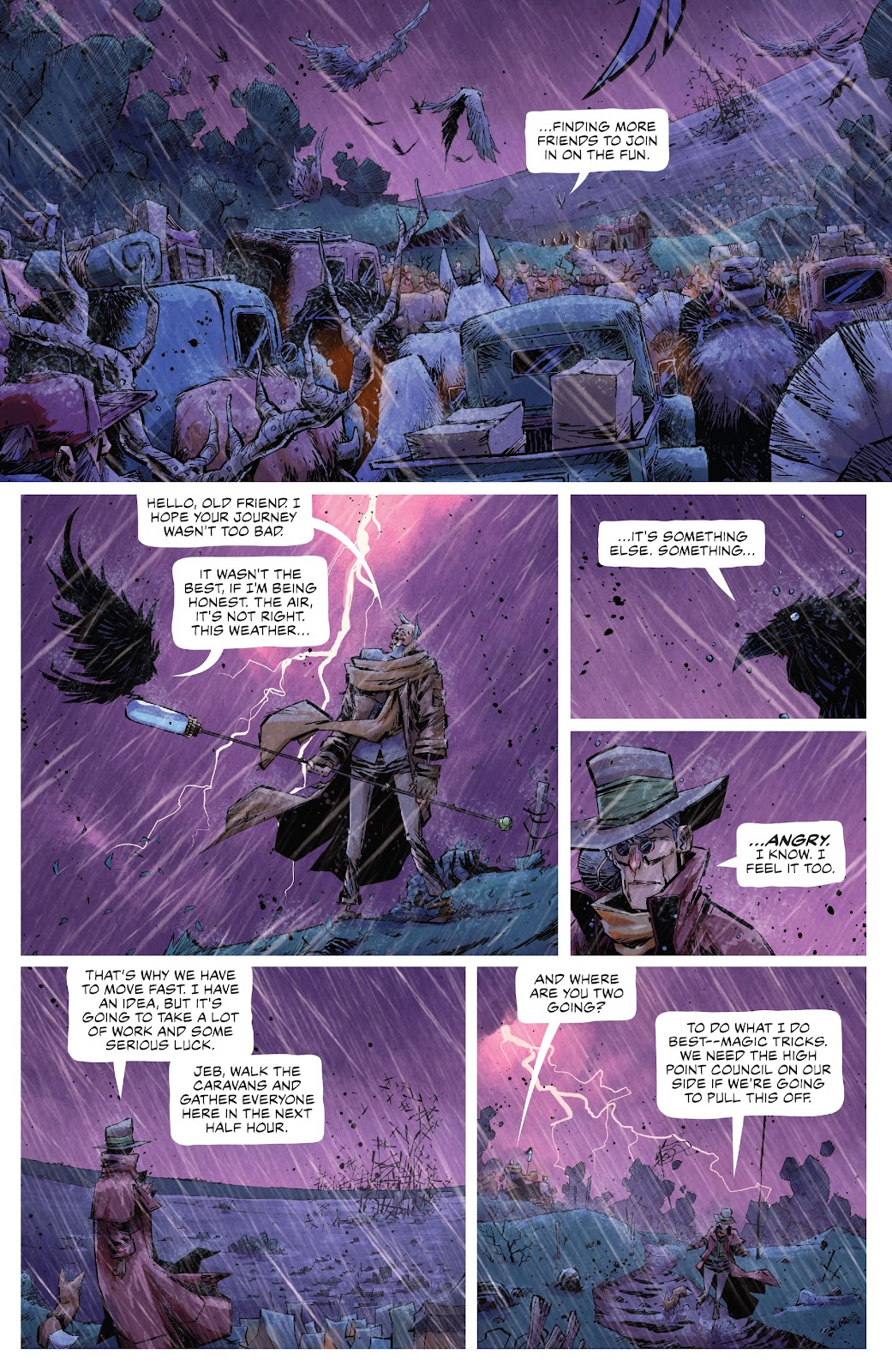 Read online Middlewest comic -  Issue #15 - 8