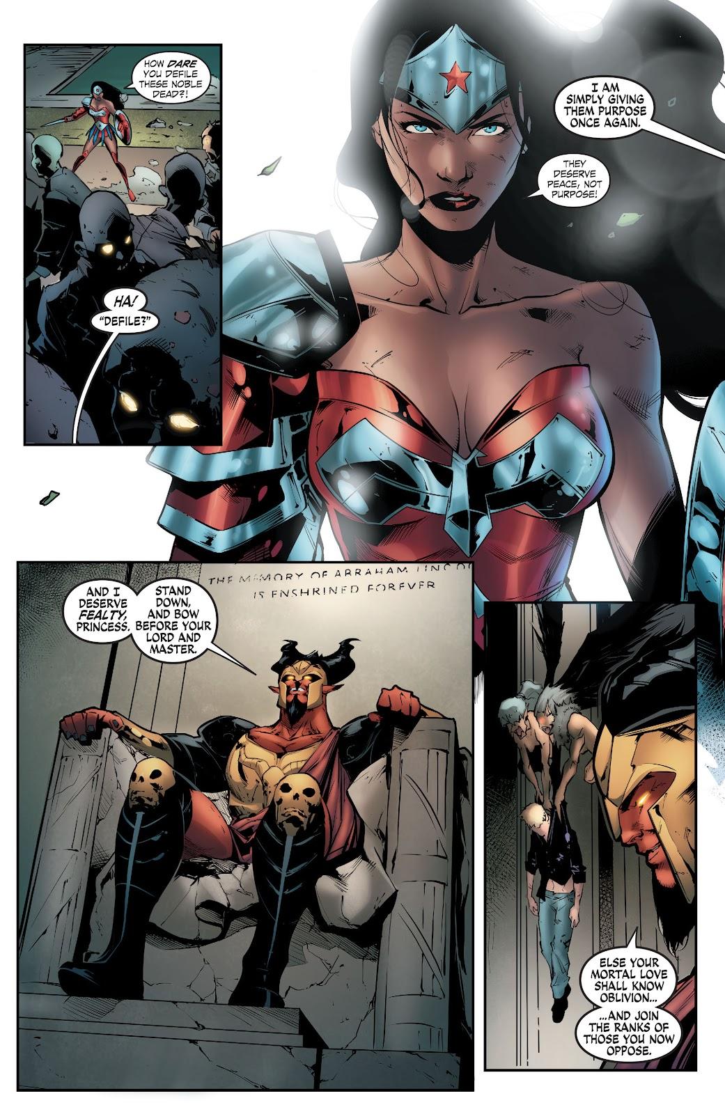 Read online Smallville Season 11 [II] comic -  Issue # TPB 5 - 114