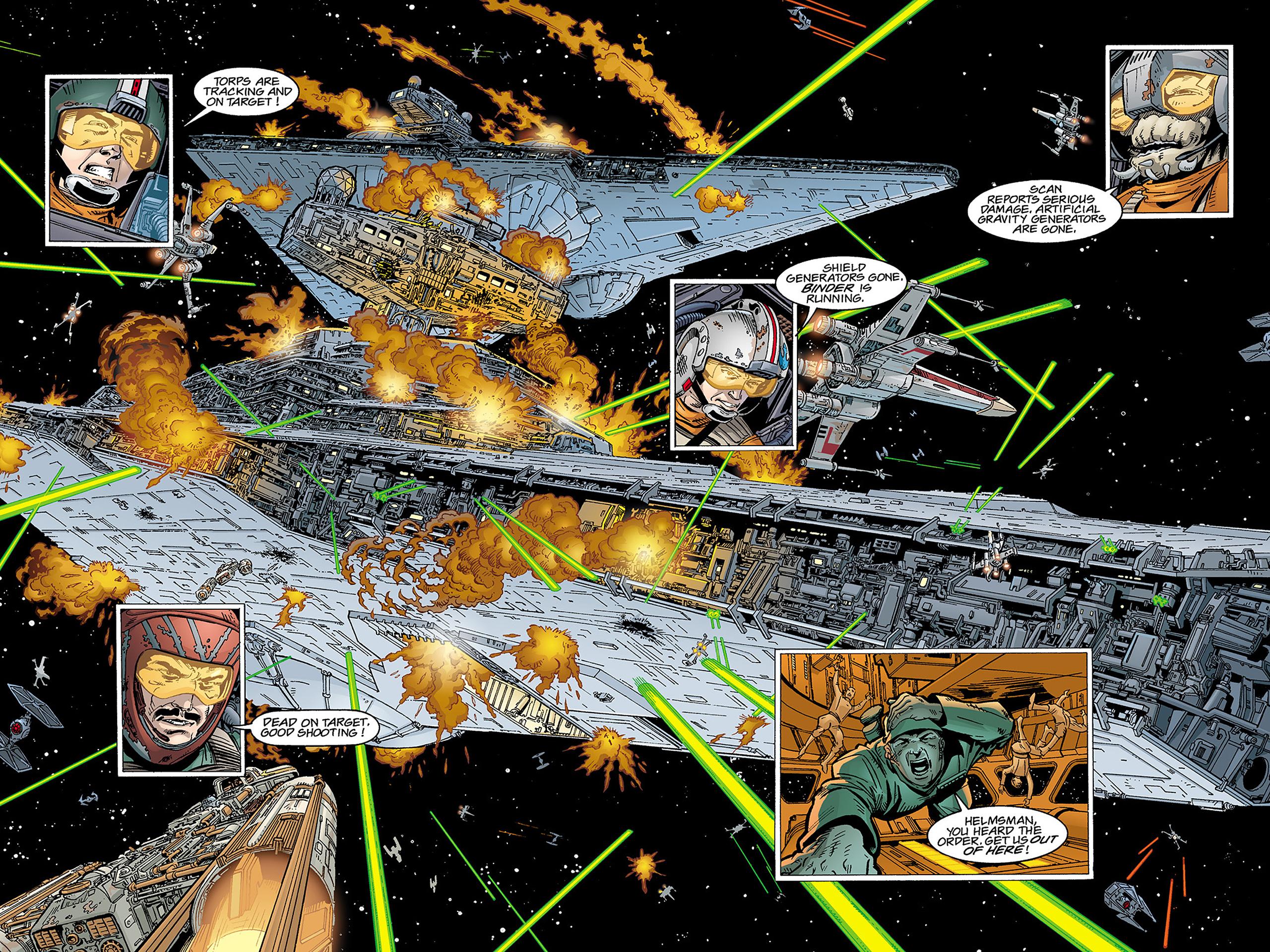 Read online Star Wars Omnibus comic -  Issue # Vol. 3 - 346