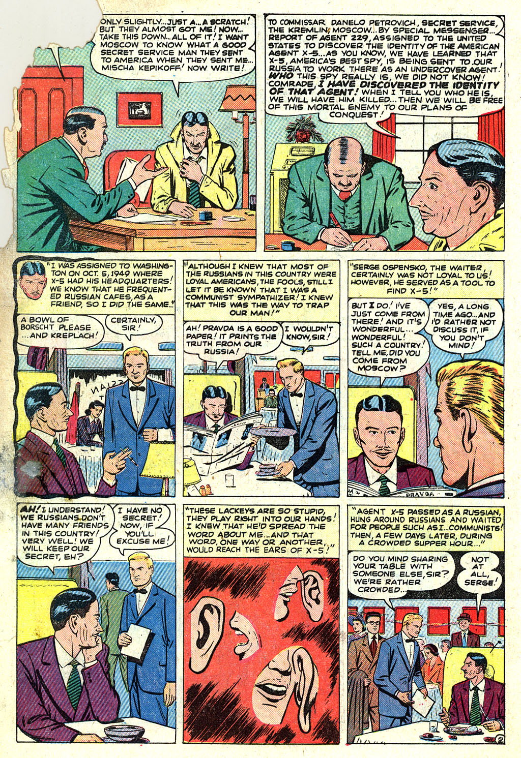 Kent Blake of the Secret Service issue 1 - Page 29