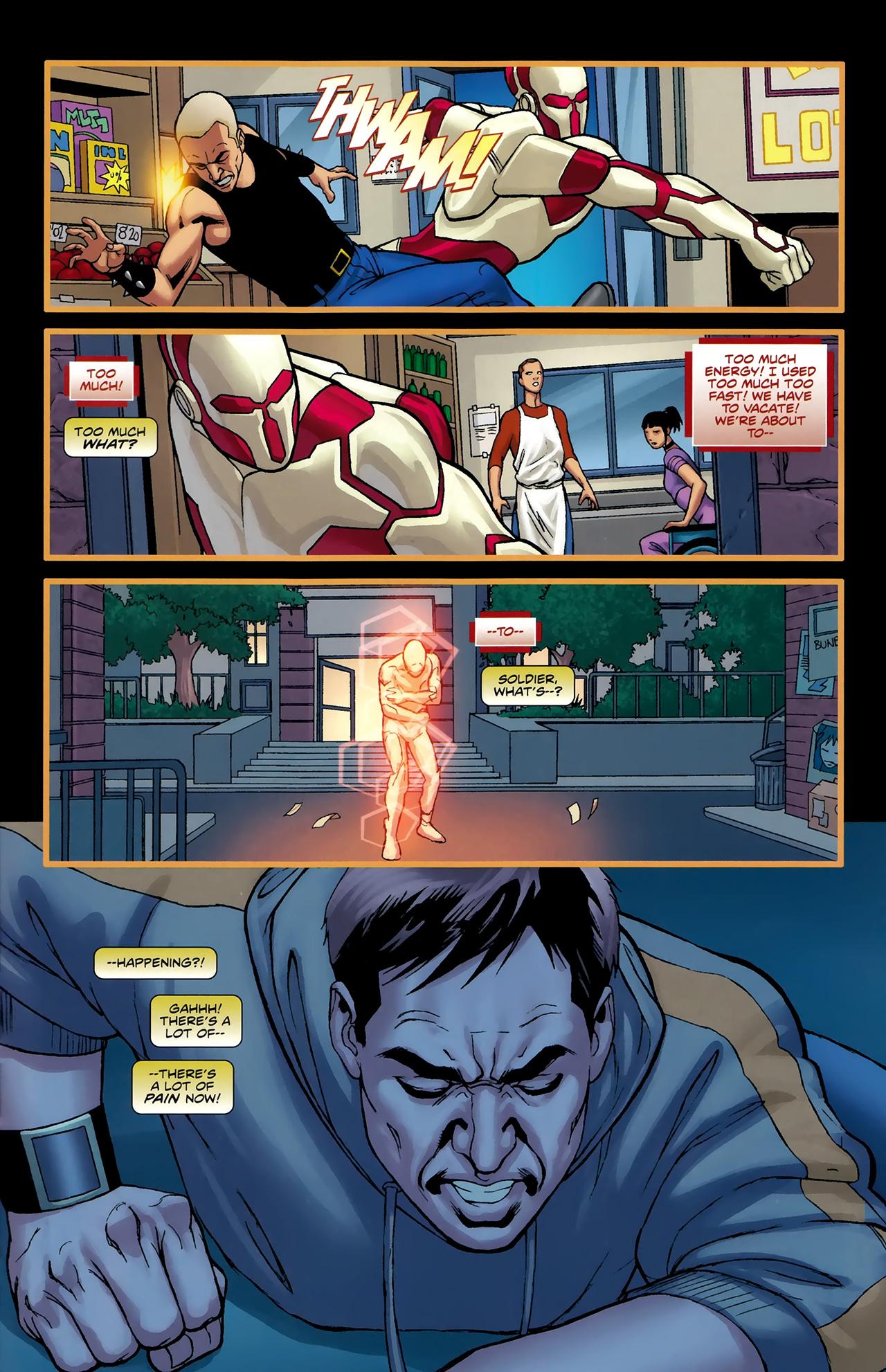 Read online Soldier Zero comic -  Issue #2 - 24