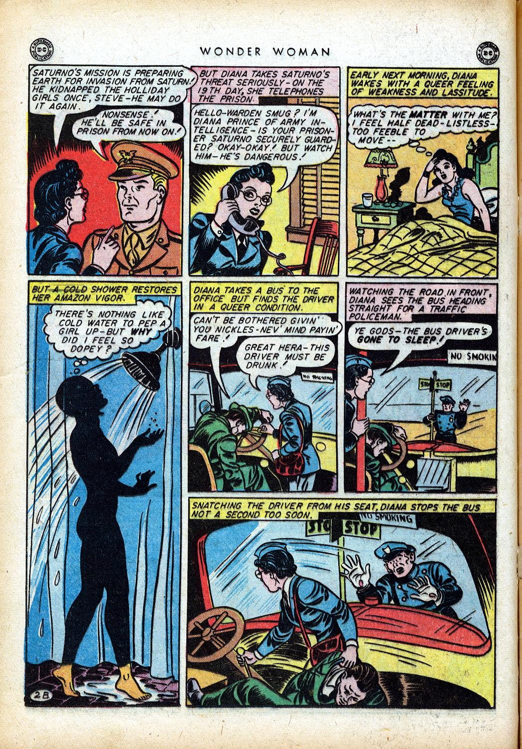 Read online Wonder Woman (1942) comic -  Issue #10 - 23