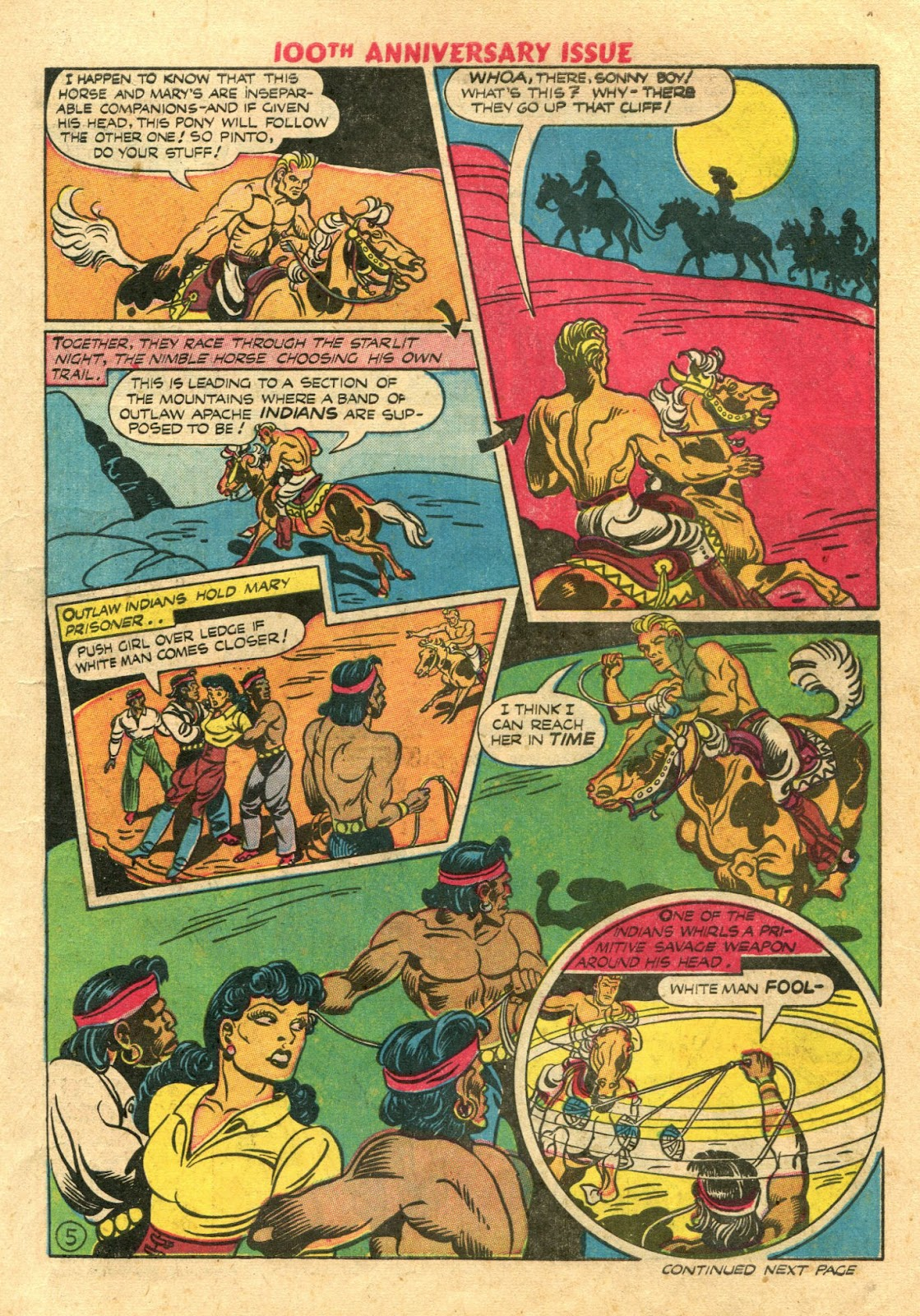 Read online Famous Funnies comic -  Issue #100 - 15