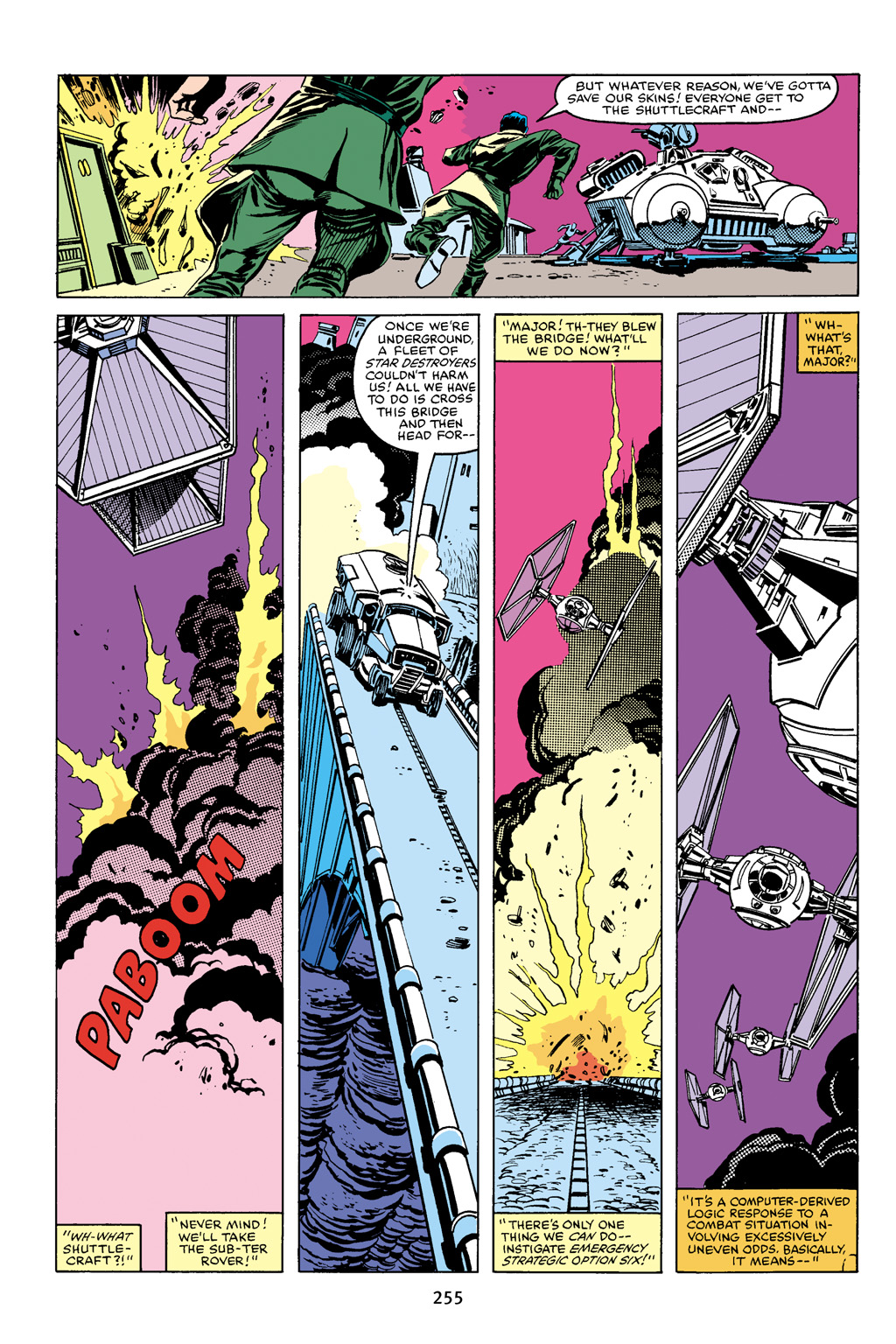 Read online Star Wars Omnibus comic -  Issue # Vol. 16 - 251