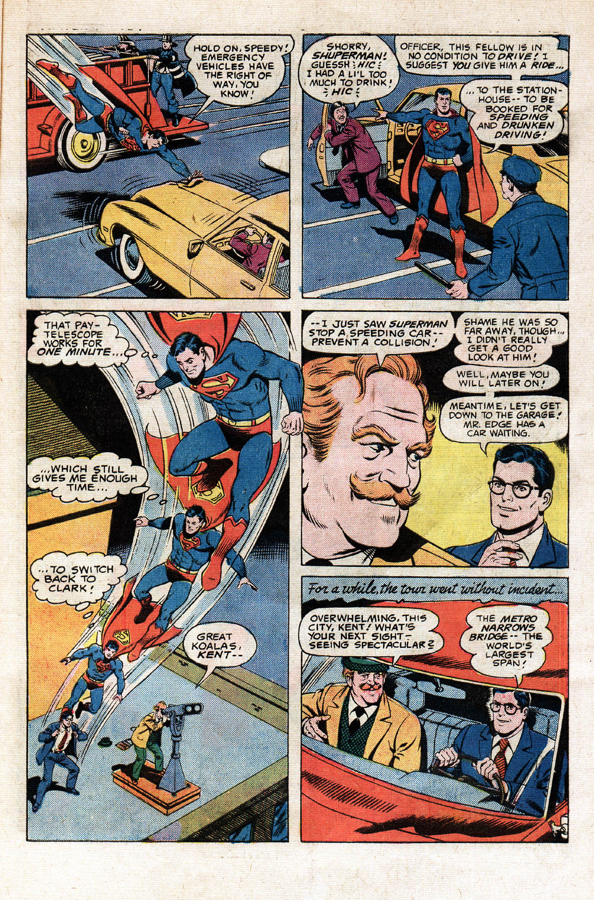 Read online Action Comics (1938) comic -  Issue #464 - 27