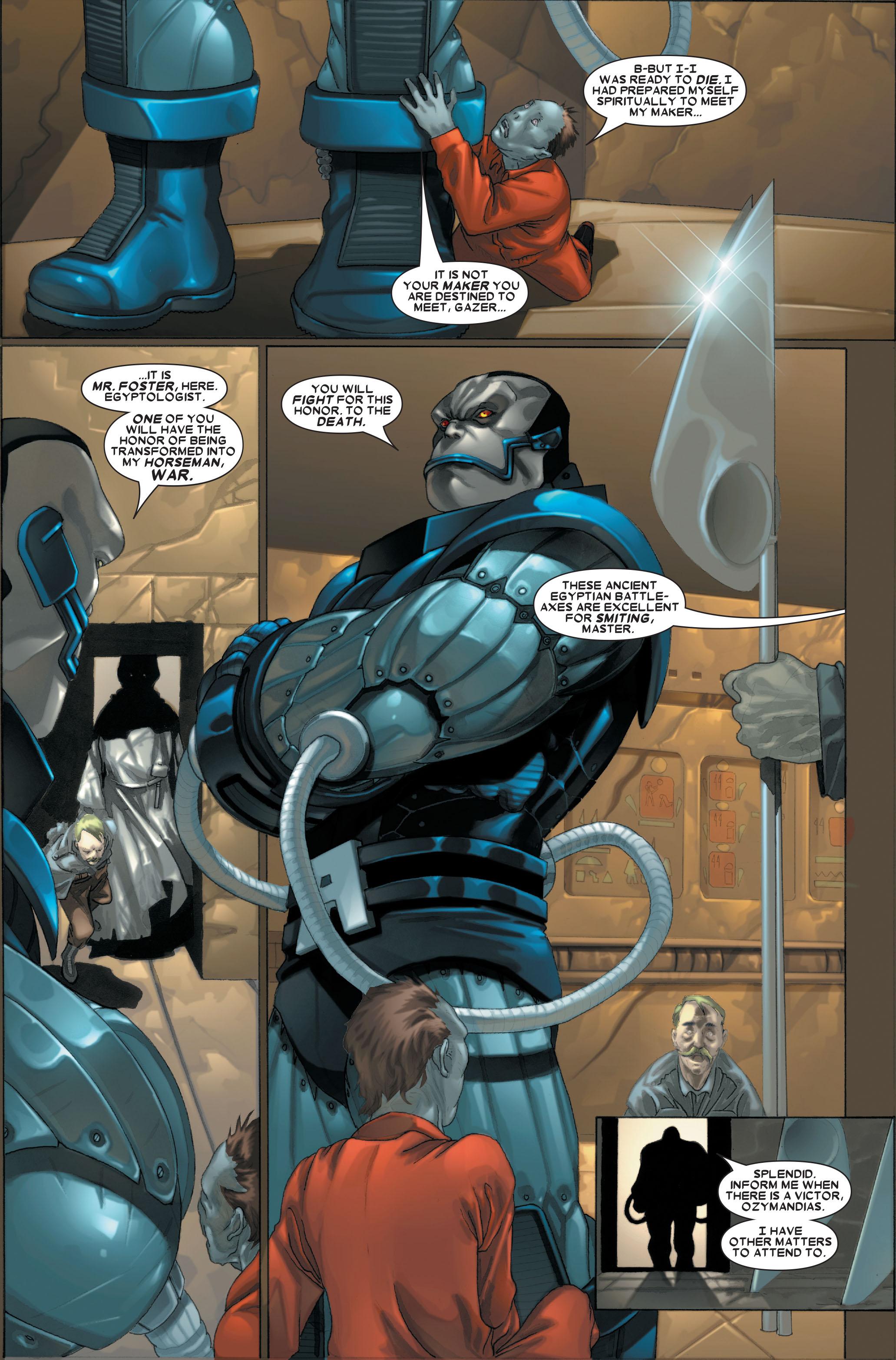 X-Men (1991) 182 Page 5