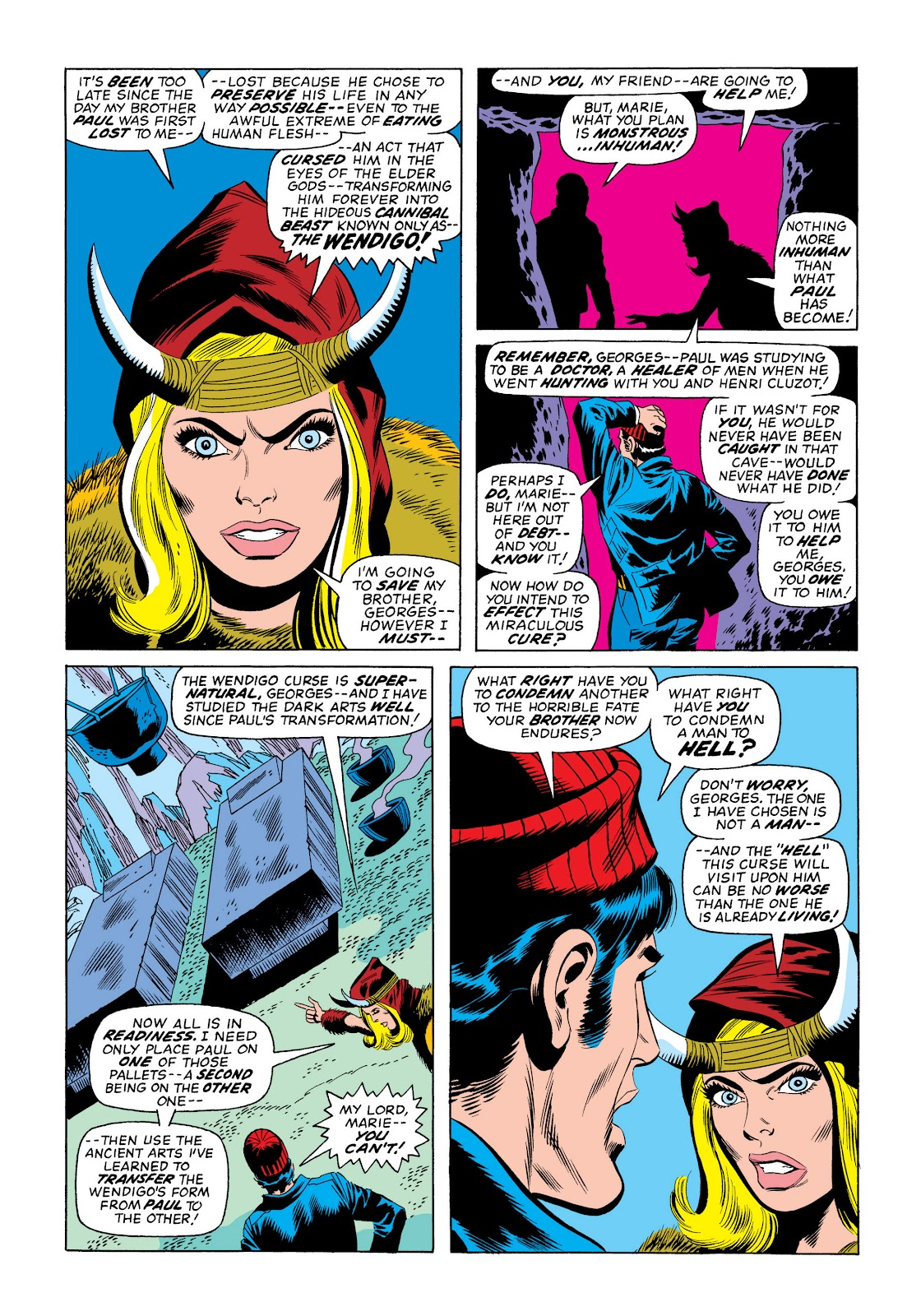 Read online Marvel Masterworks: The Incredible Hulk comic -  Issue # TPB 10 (Part 2) - 94