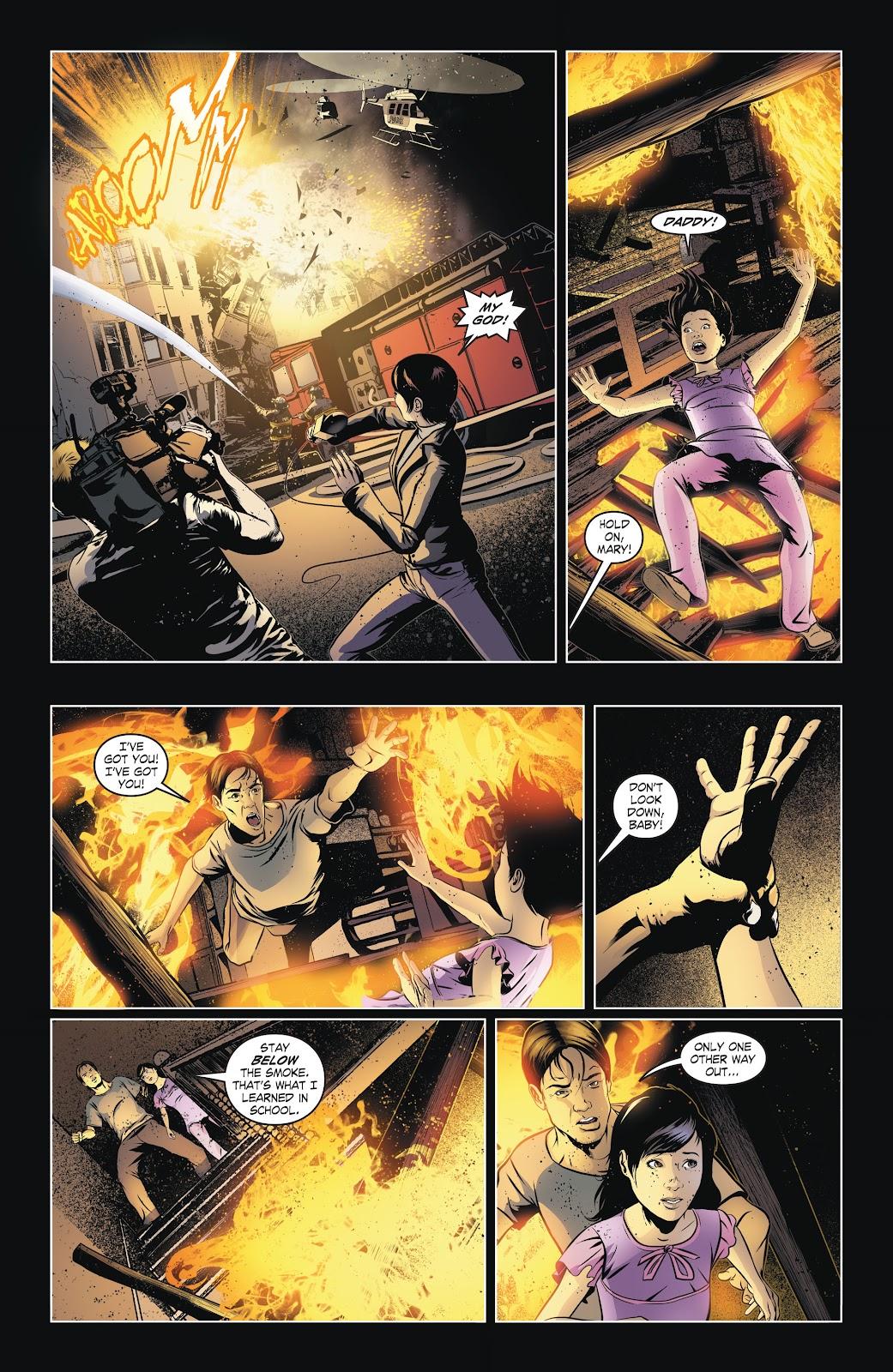 Read online Smallville Season 11 [II] comic -  Issue # TPB 6 - 22