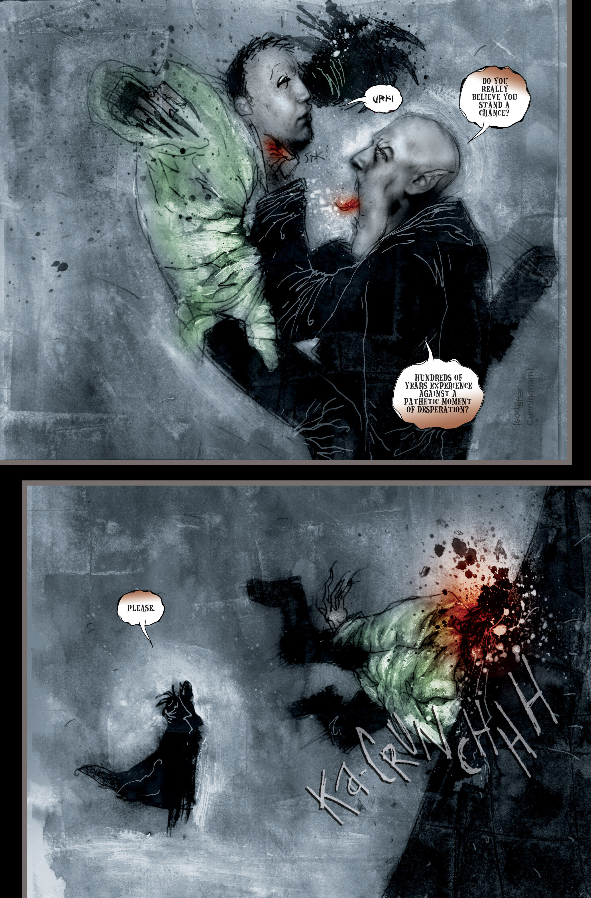 Read online 30 Days of Night (2002) comic -  Issue #3 - 20