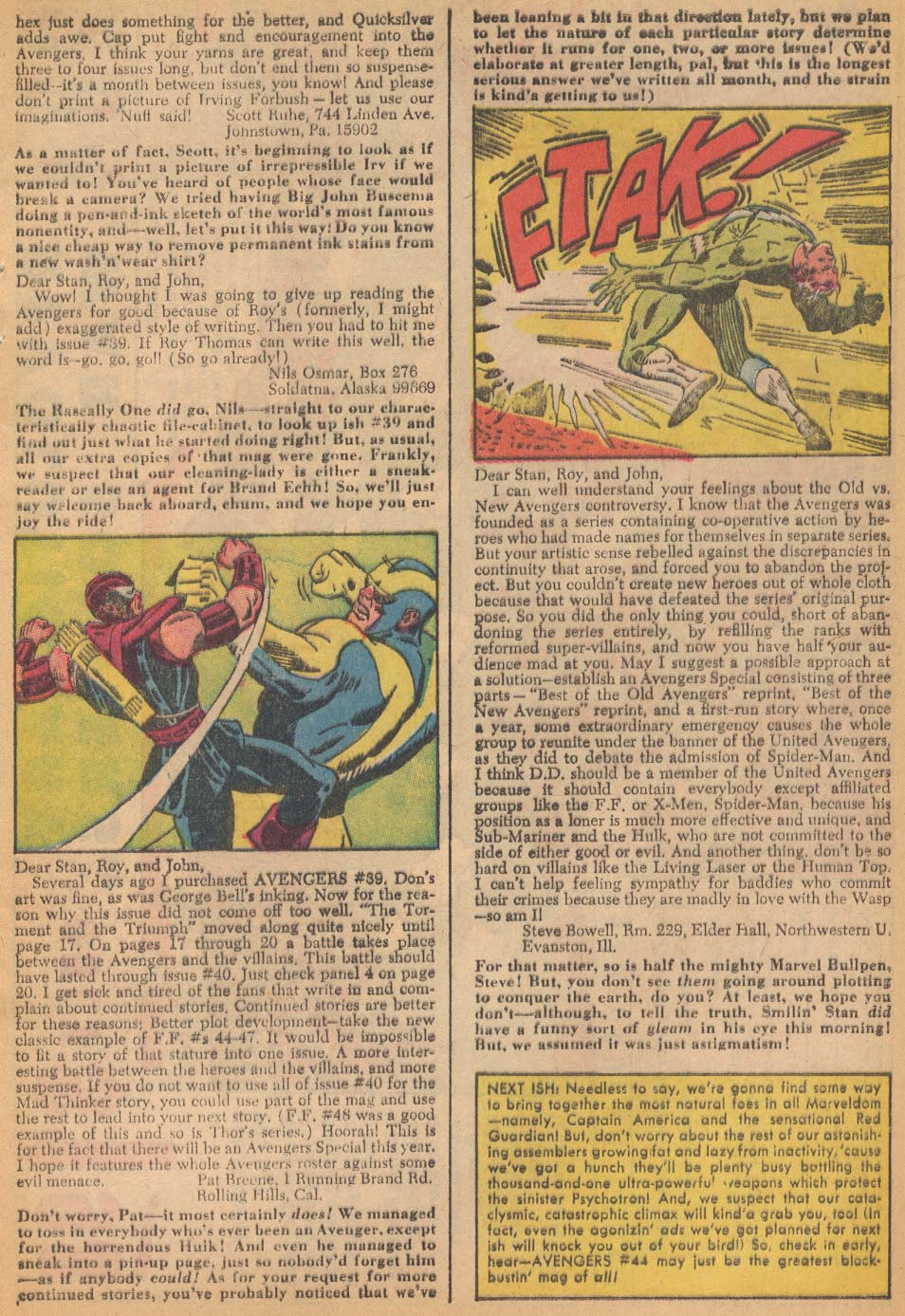 The Avengers (1963) 43 Page 32