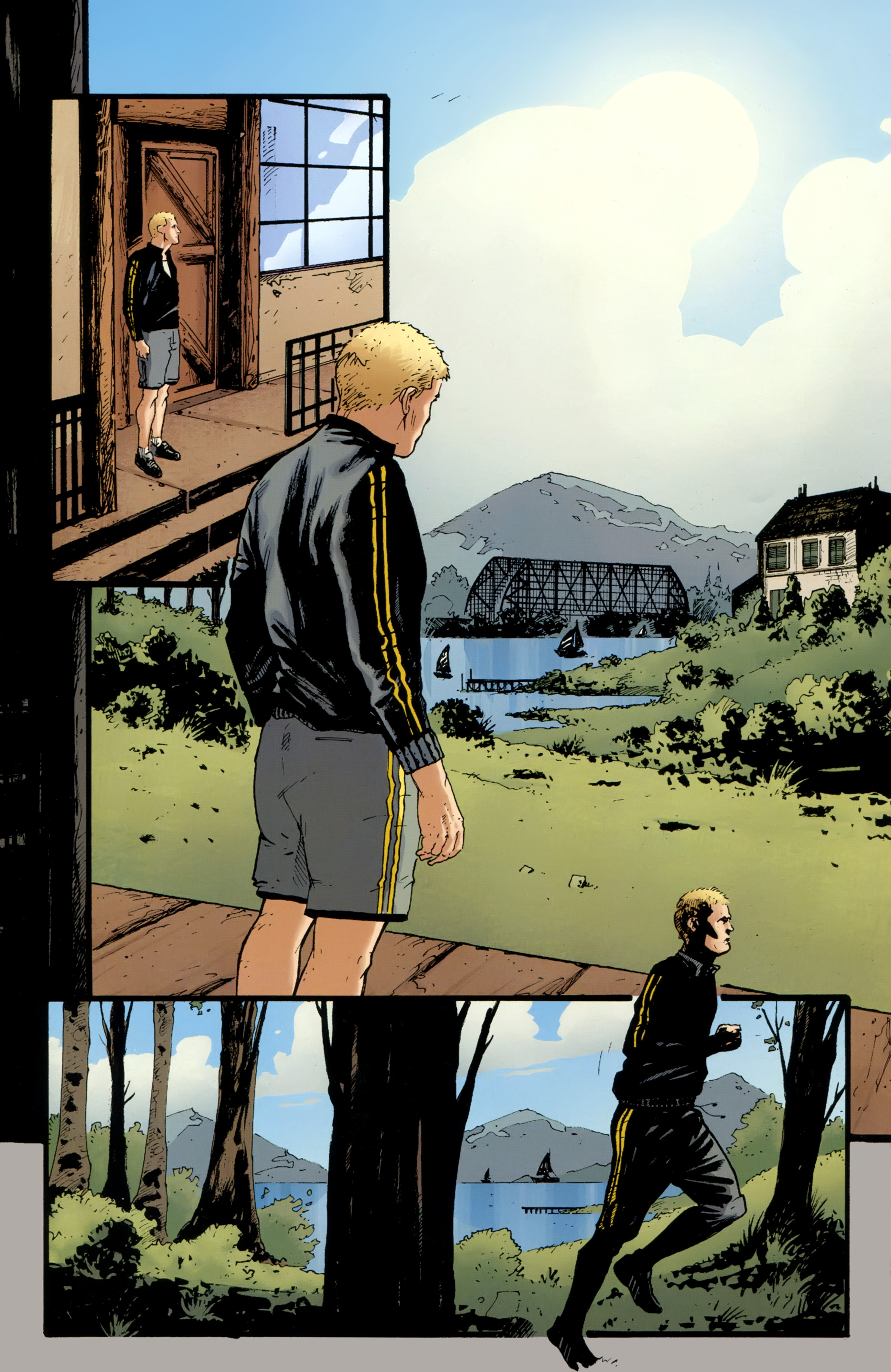 Read online The Girl With the Dragon Tattoo comic -  Issue # TPB 2 - 21