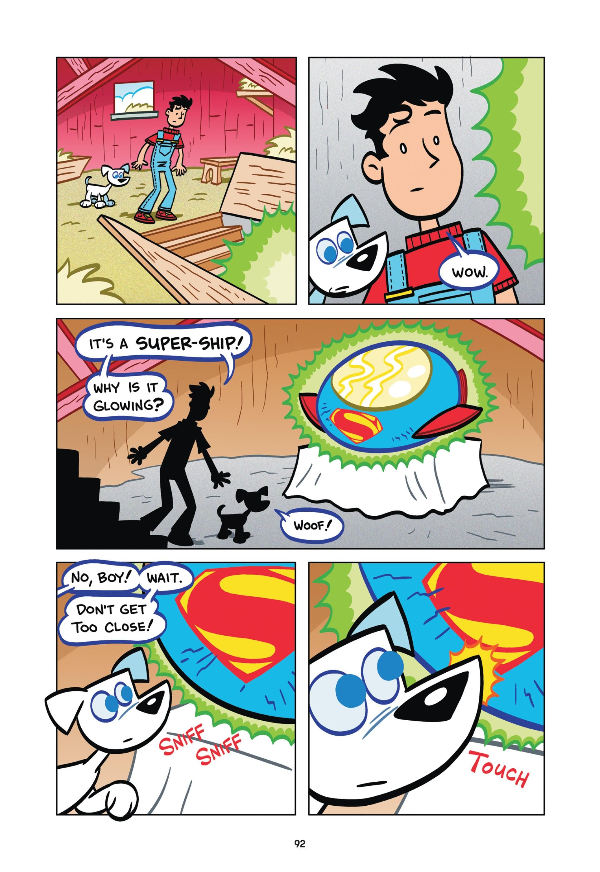 Superman of Smallville #TPB #1 - English 91