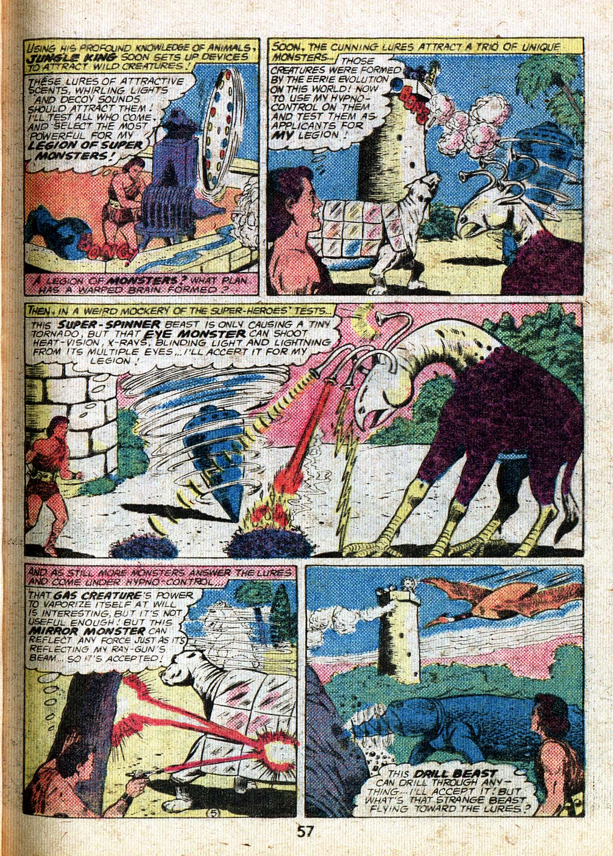 Read online Adventure Comics (1938) comic -  Issue #500 - 57