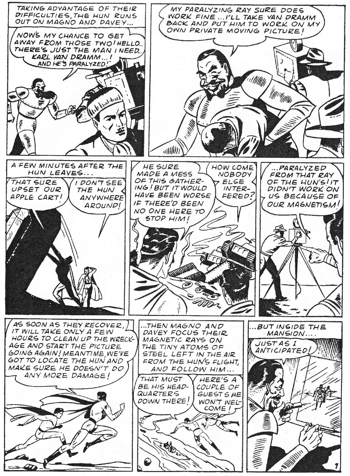 Read online Men of Mystery Comics comic -  Issue #81 - 73