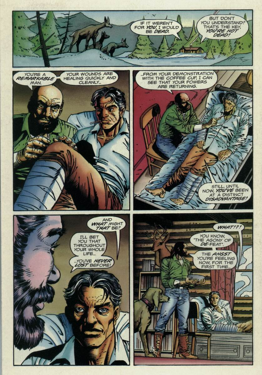 Read online Harbinger Files comic -  Issue #1 - 18