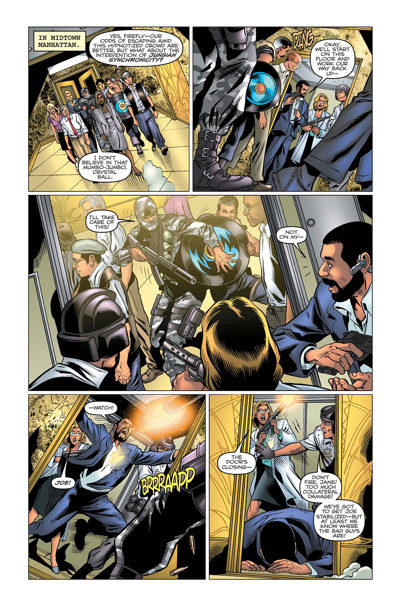 G.I. Joe: A Real American Hero 169 Page 18