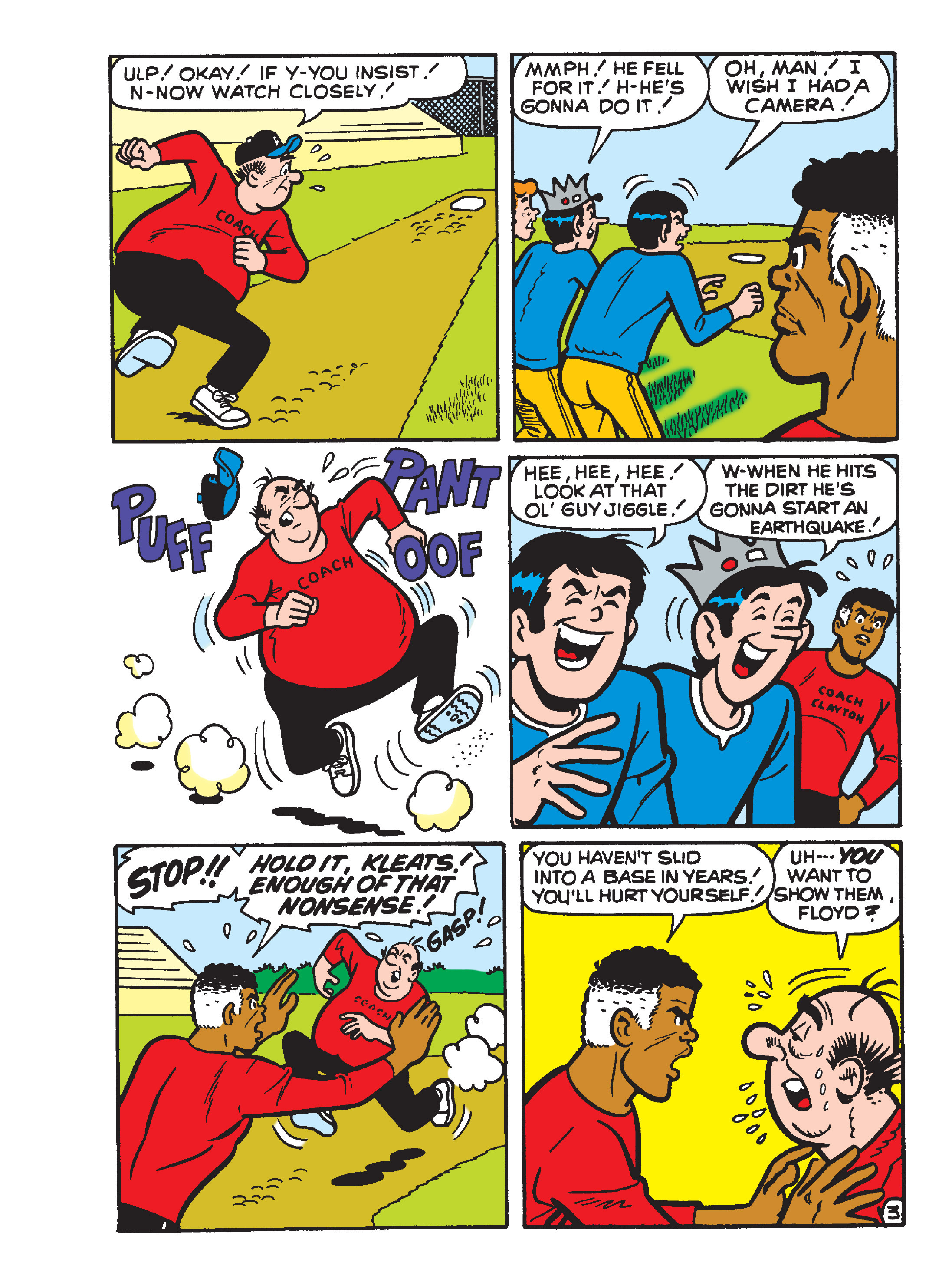 Read online Archie 1000 Page Comics Blowout! comic -  Issue # TPB (Part 4) - 114