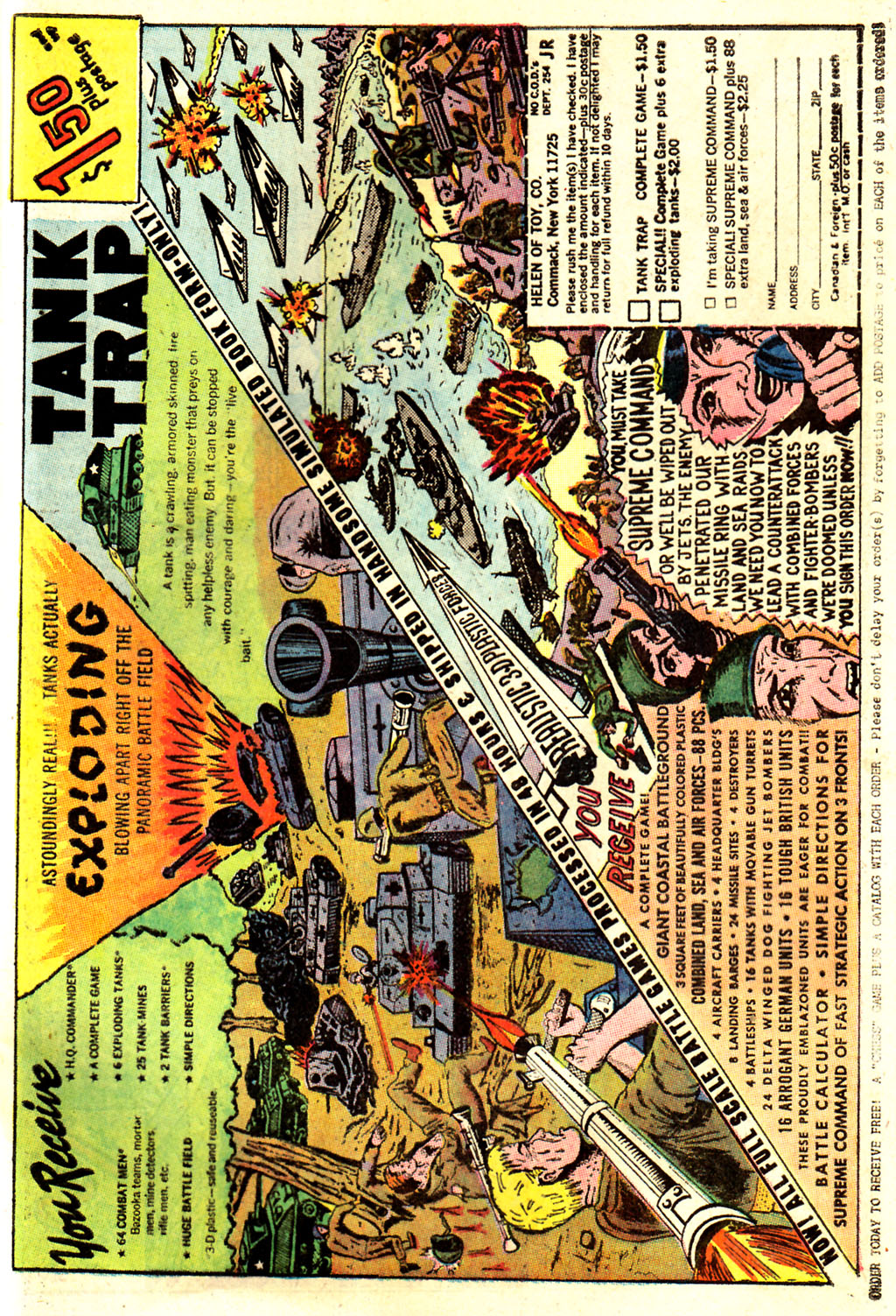 Read online All-Star Western (1970) comic -  Issue #7 - 49