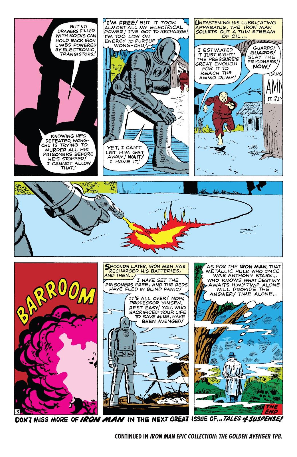 Read online Marvel Tales: Iron Man comic -  Issue # Full - 18