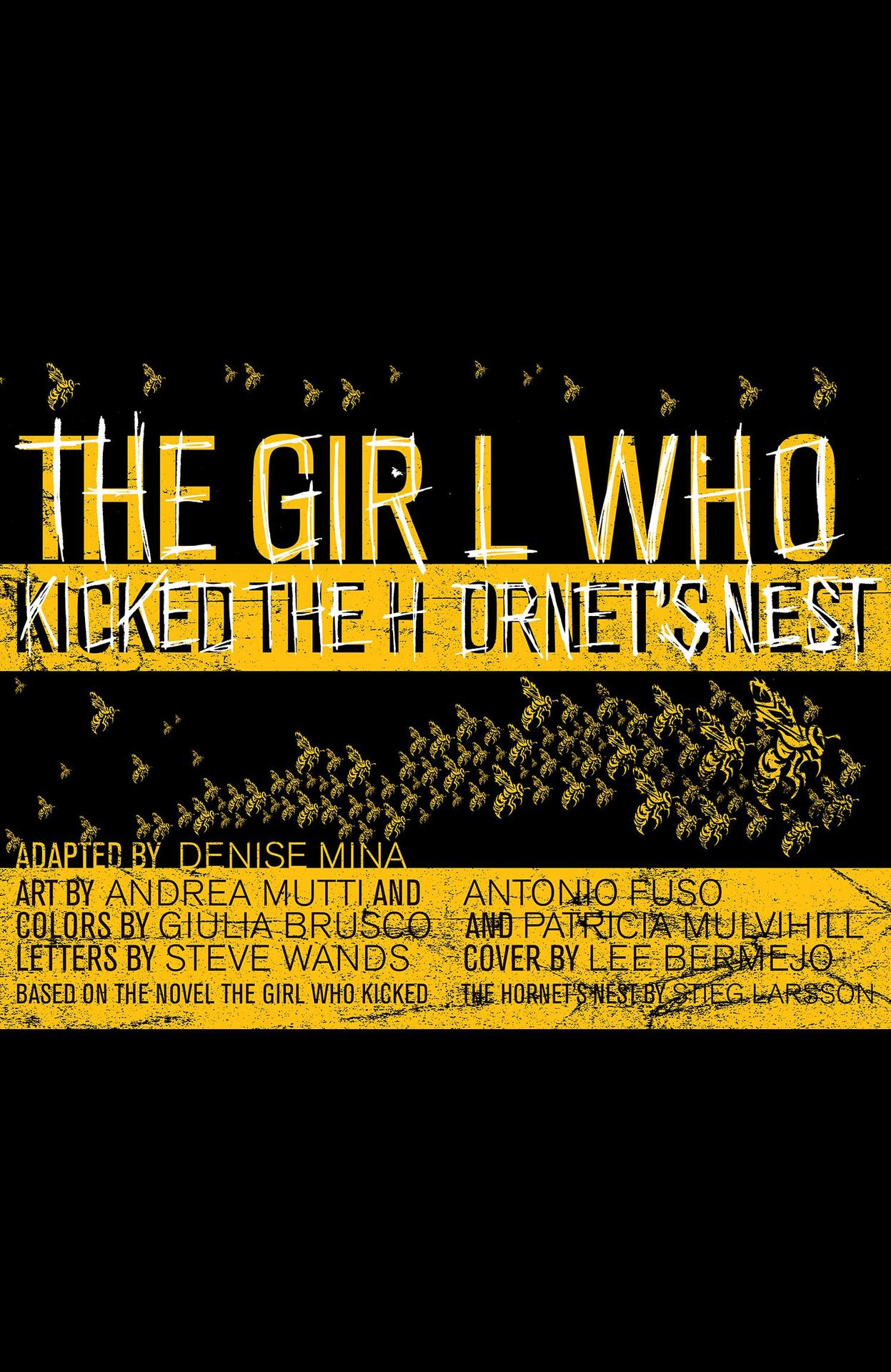 Read online The Girl Who Kicked The Hornet's Nest comic -  Issue # TPB - 3