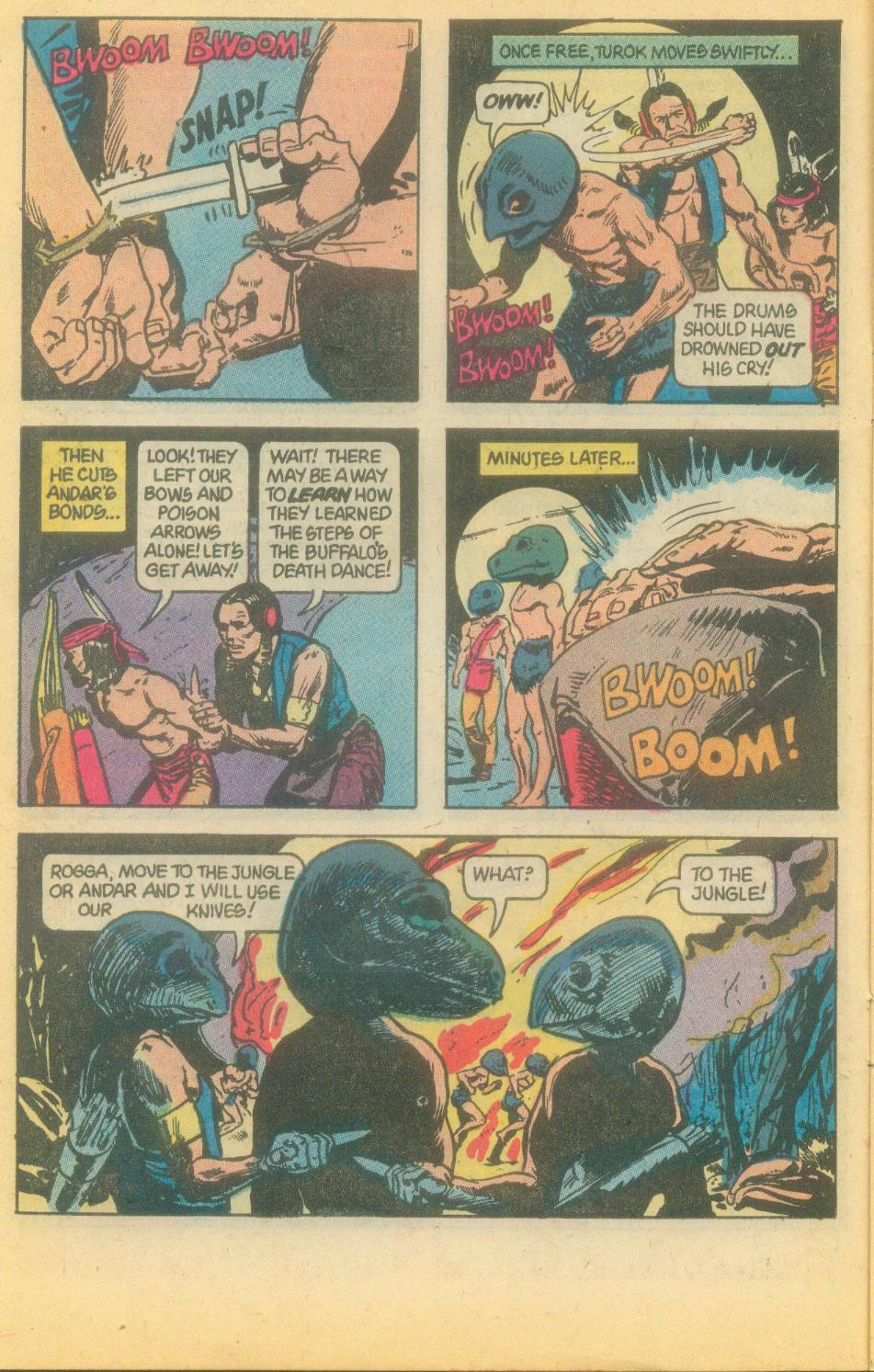 Read online Turok, Son of Stone comic -  Issue #120 - 10