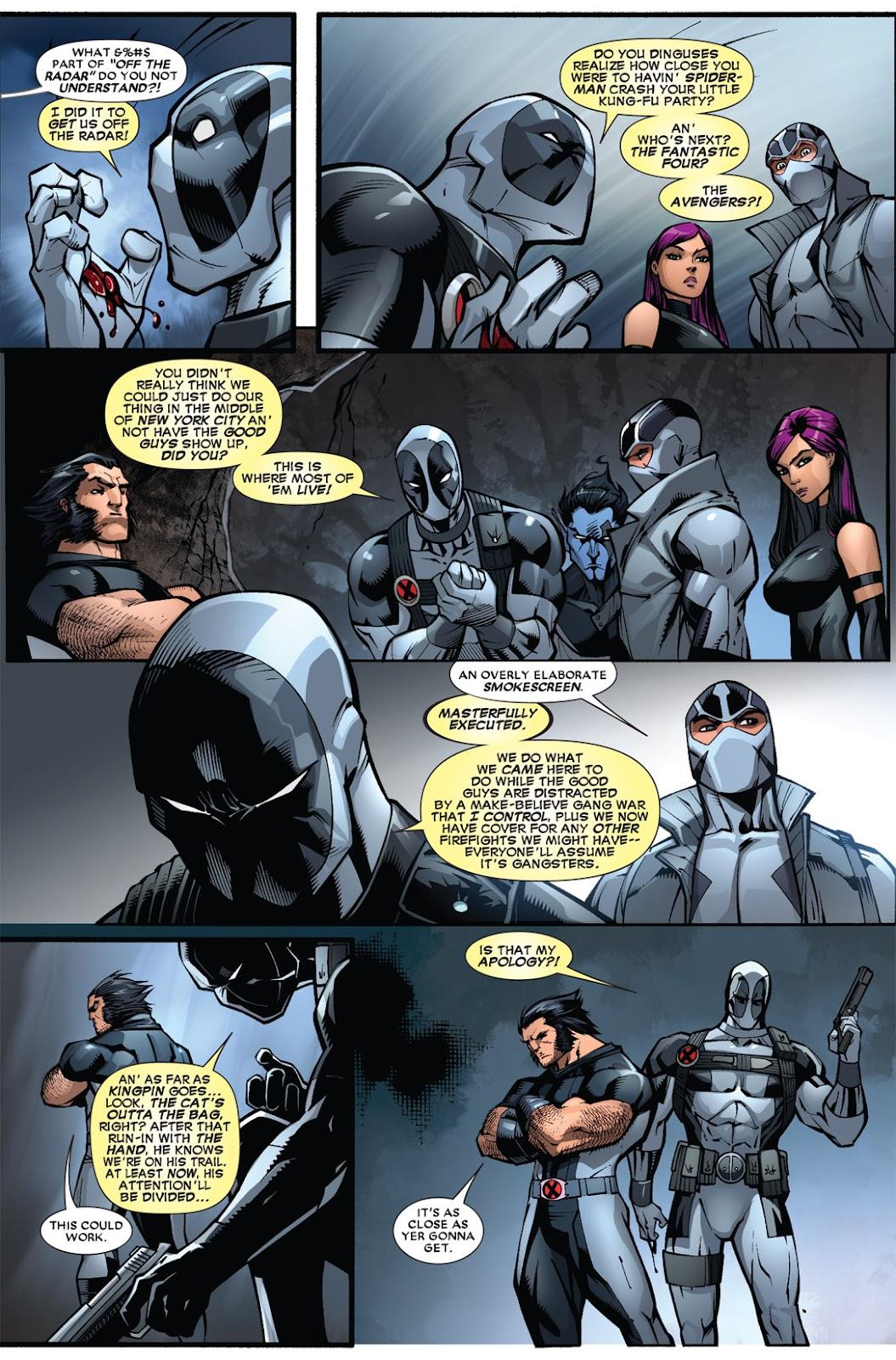Read online Deadpool (2008) comic -  Issue #51 - 14