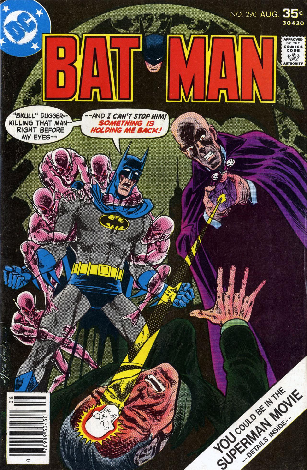 Batman (1940) 290 Page 1