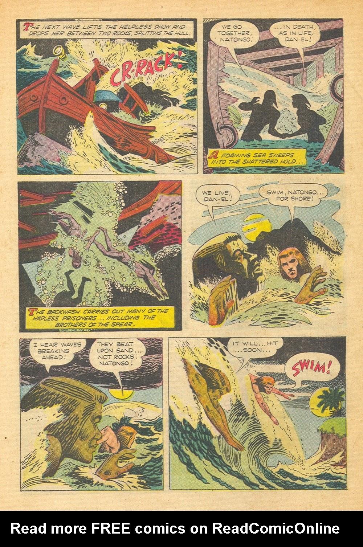 Tarzan (1948) issue 57 - Page 48