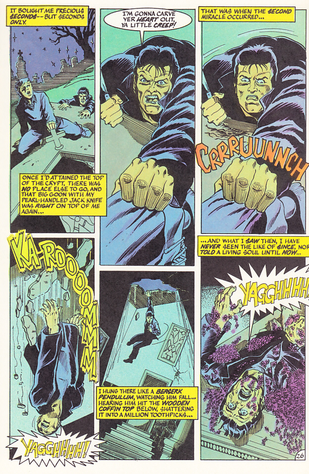 Read online Twisted Tales (1987) comic -  Issue # Full - 29