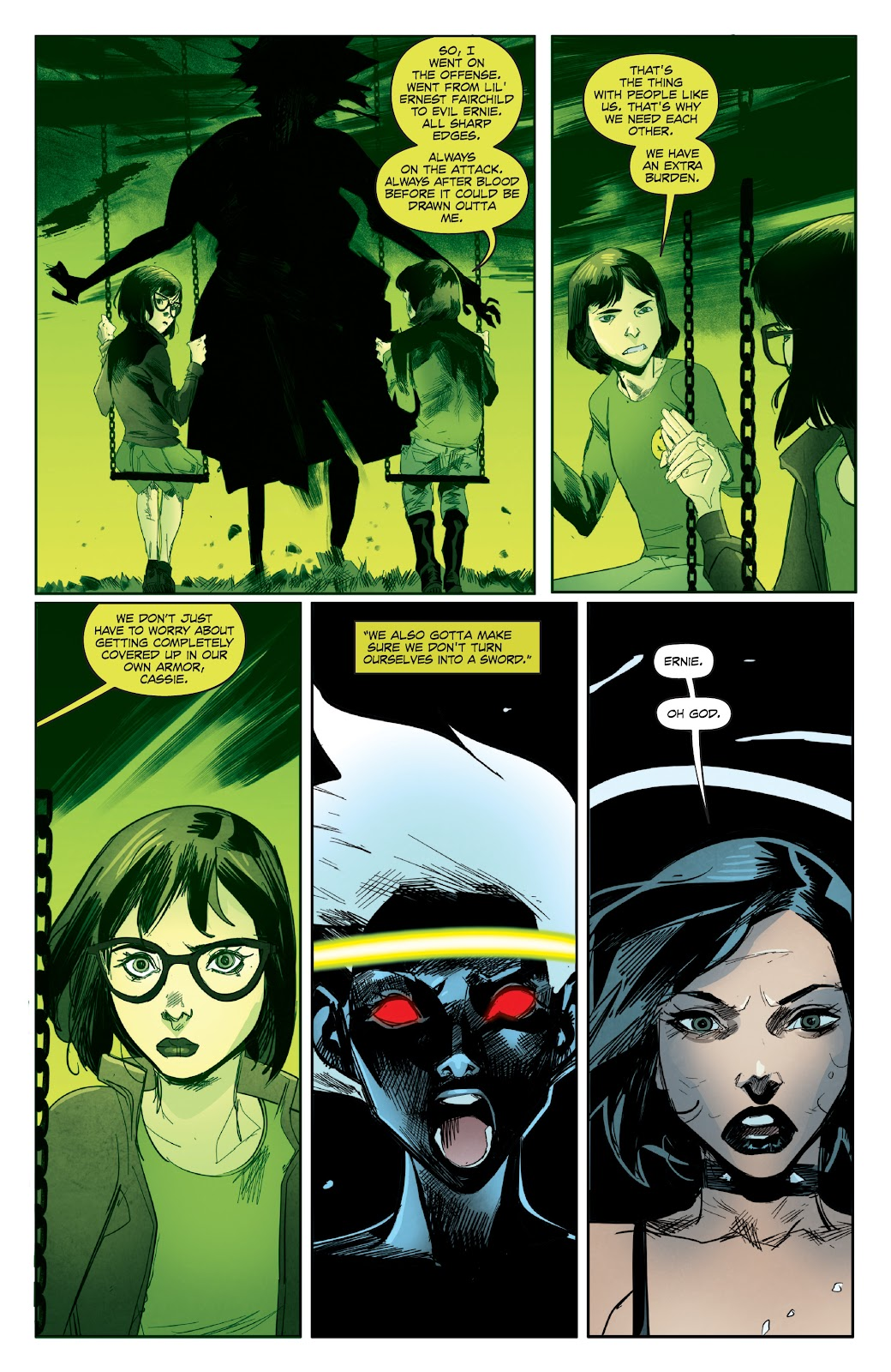 Read online Hack/Slash vs. Chaos comic -  Issue #4 - 19