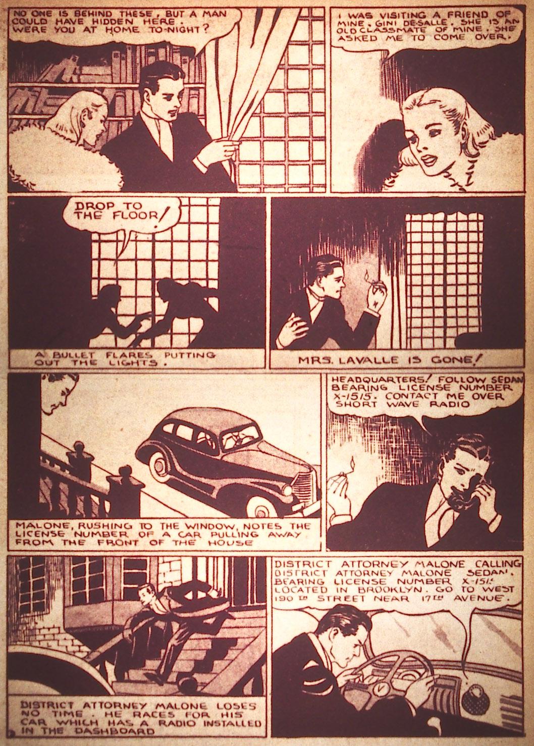 Read online Detective Comics (1937) comic -  Issue #18 - 49