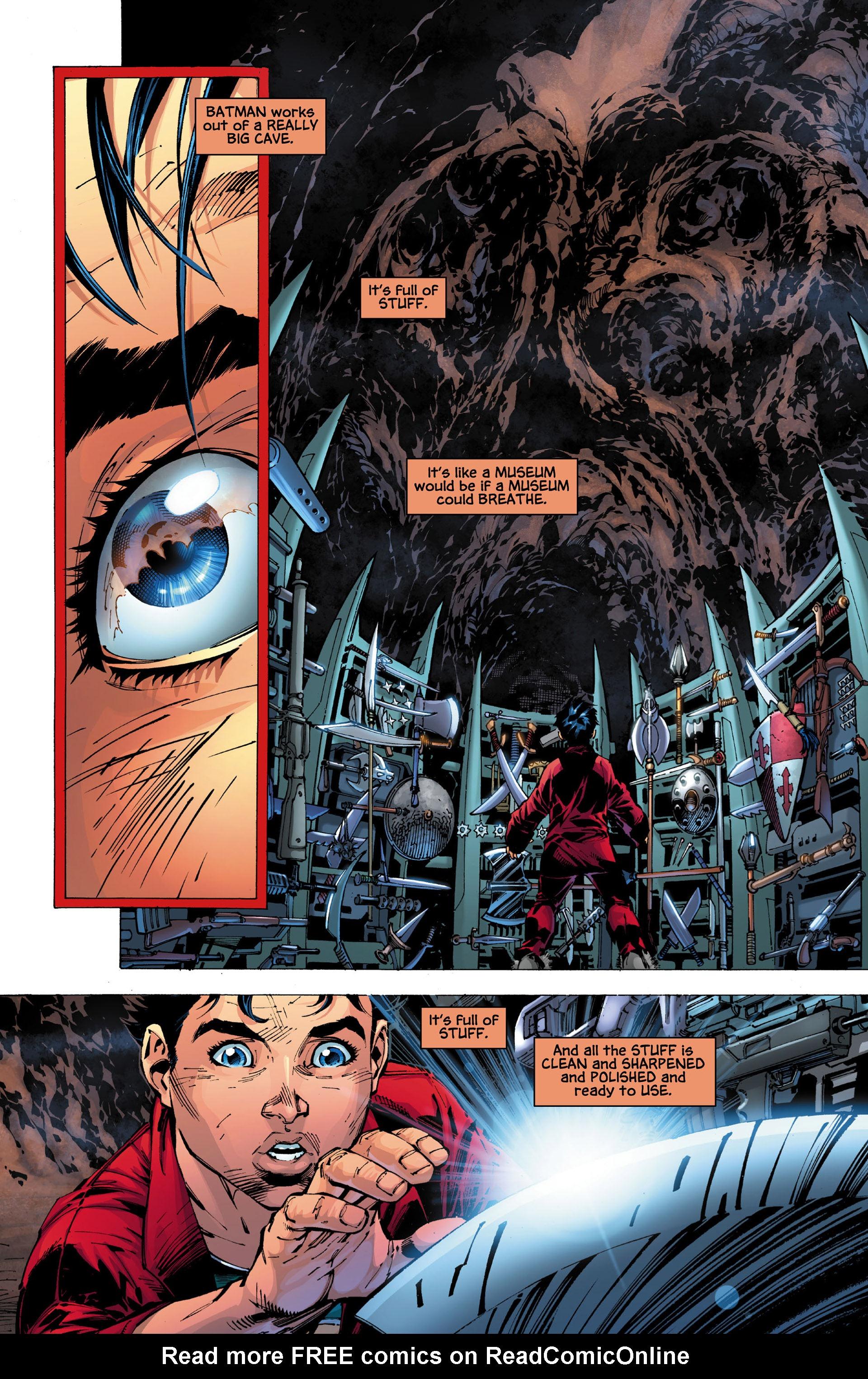 Read online All Star Batman & Robin, The Boy Wonder comic -  Issue #5 - 20