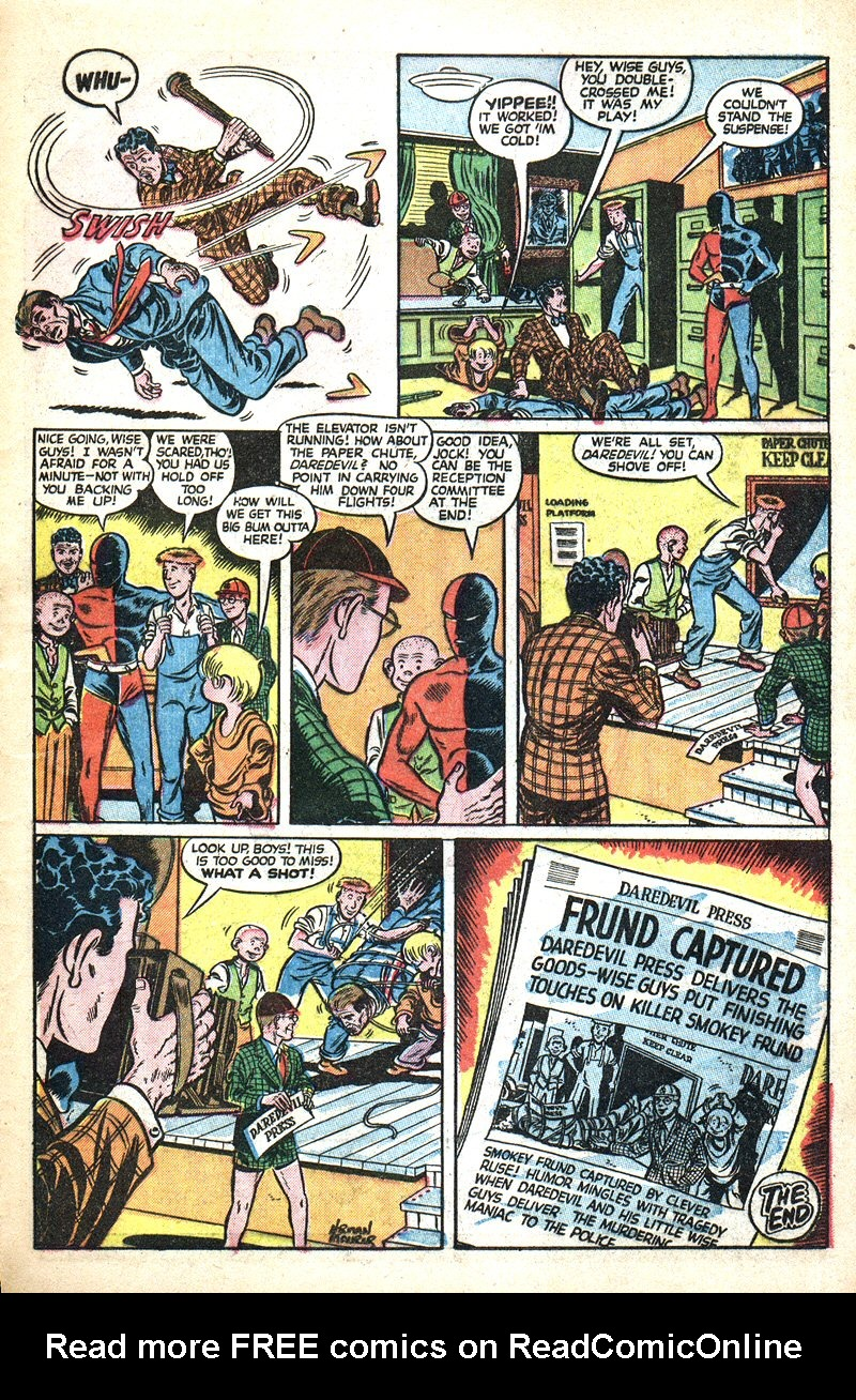 Daredevil (1941) issue 44 - Page 35