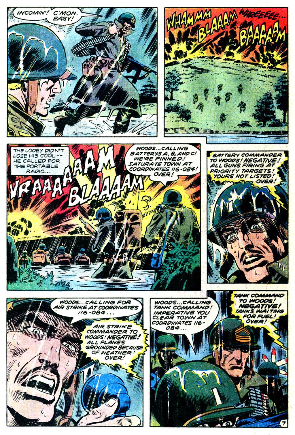 Read online Sgt. Rock comic -  Issue #340 - 7