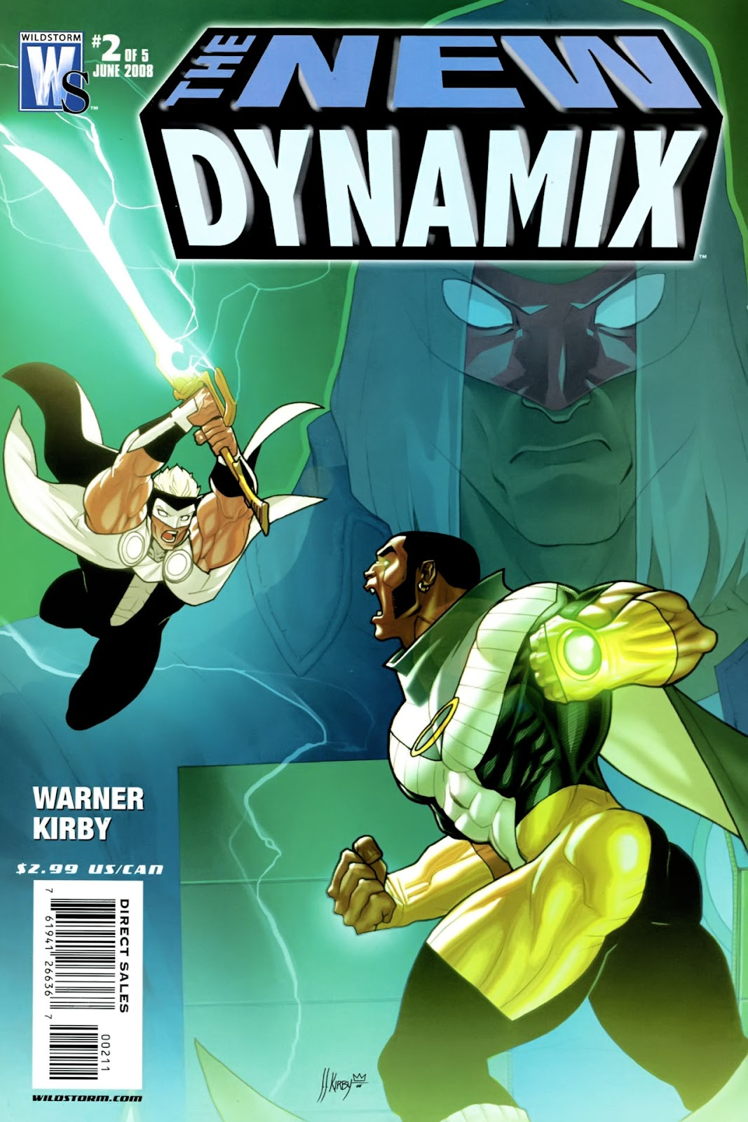The New Dynamix issue 2 - Page 1