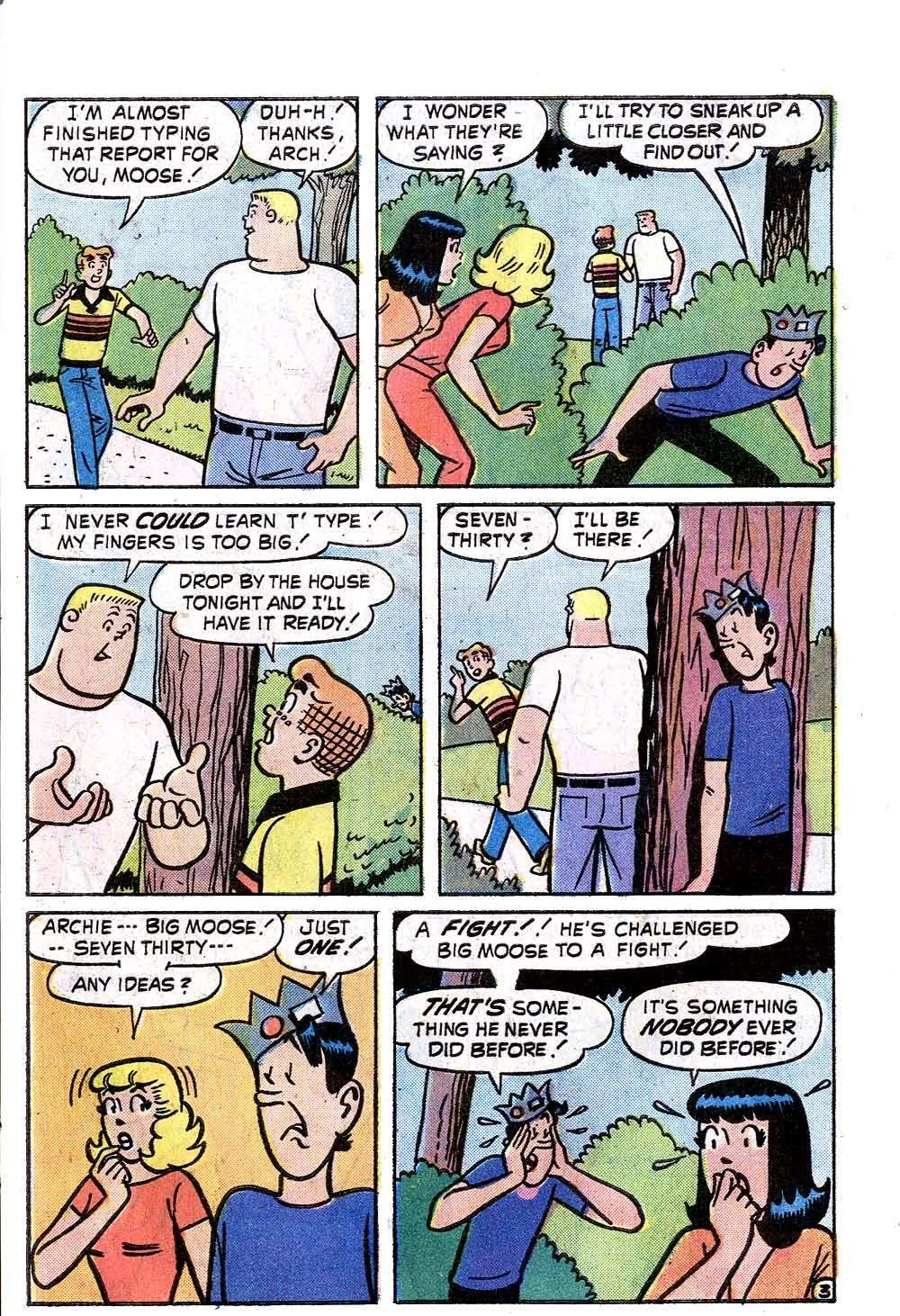 Read online Archie (1960) comic -  Issue #240 - 29